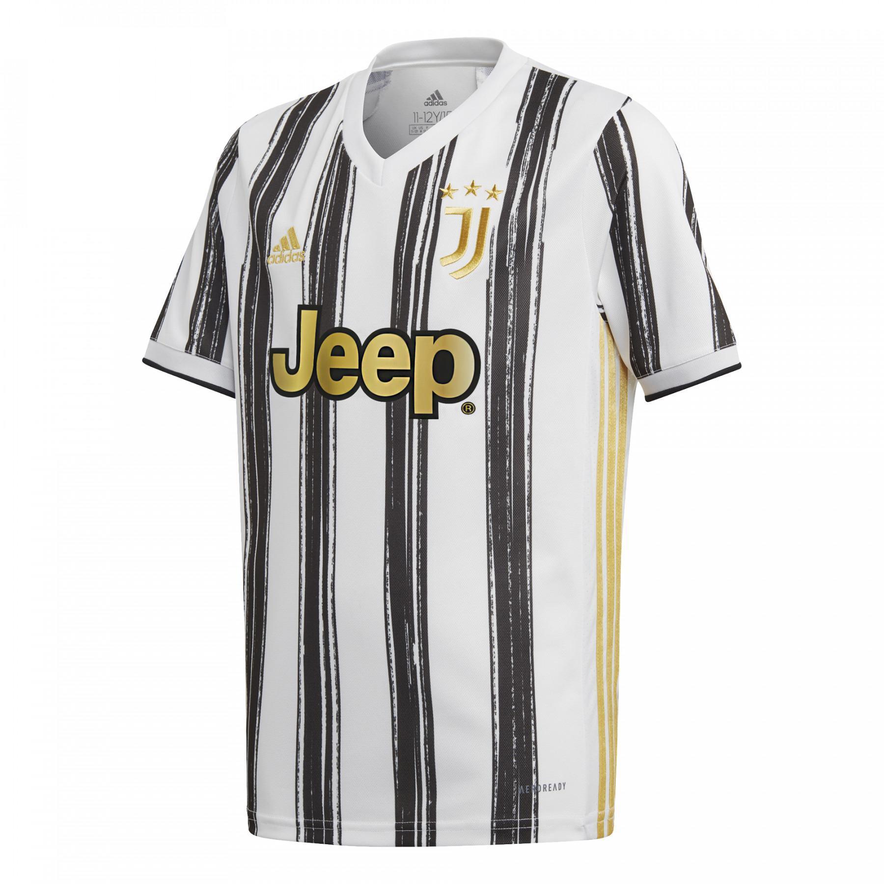 Juventus Home Jersey Junior 2020/2021