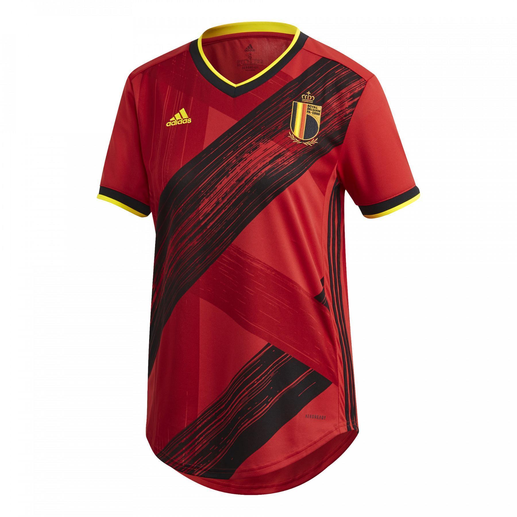 Jersey woman home Belgium 2020