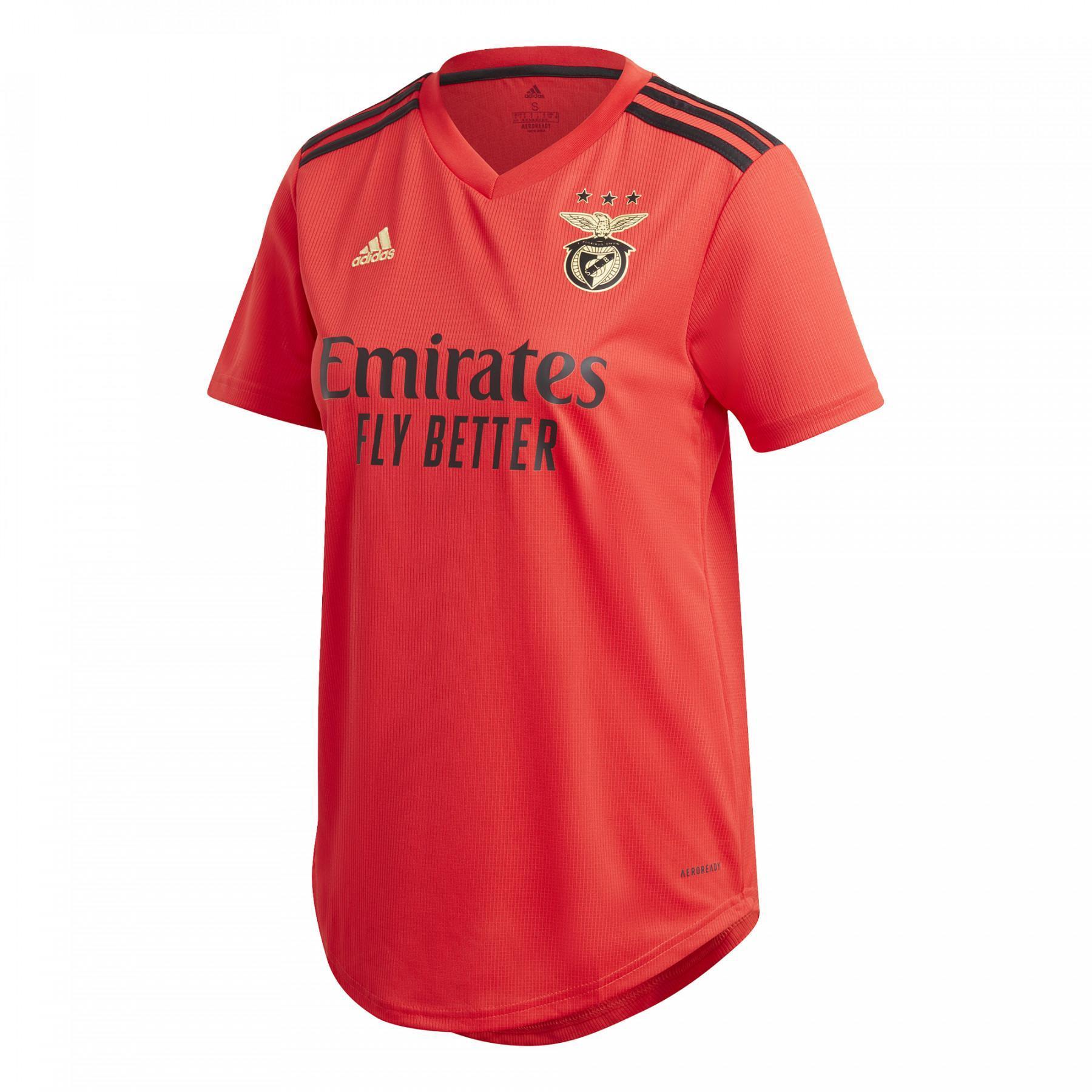 Benfica 20/21 women's home jersey