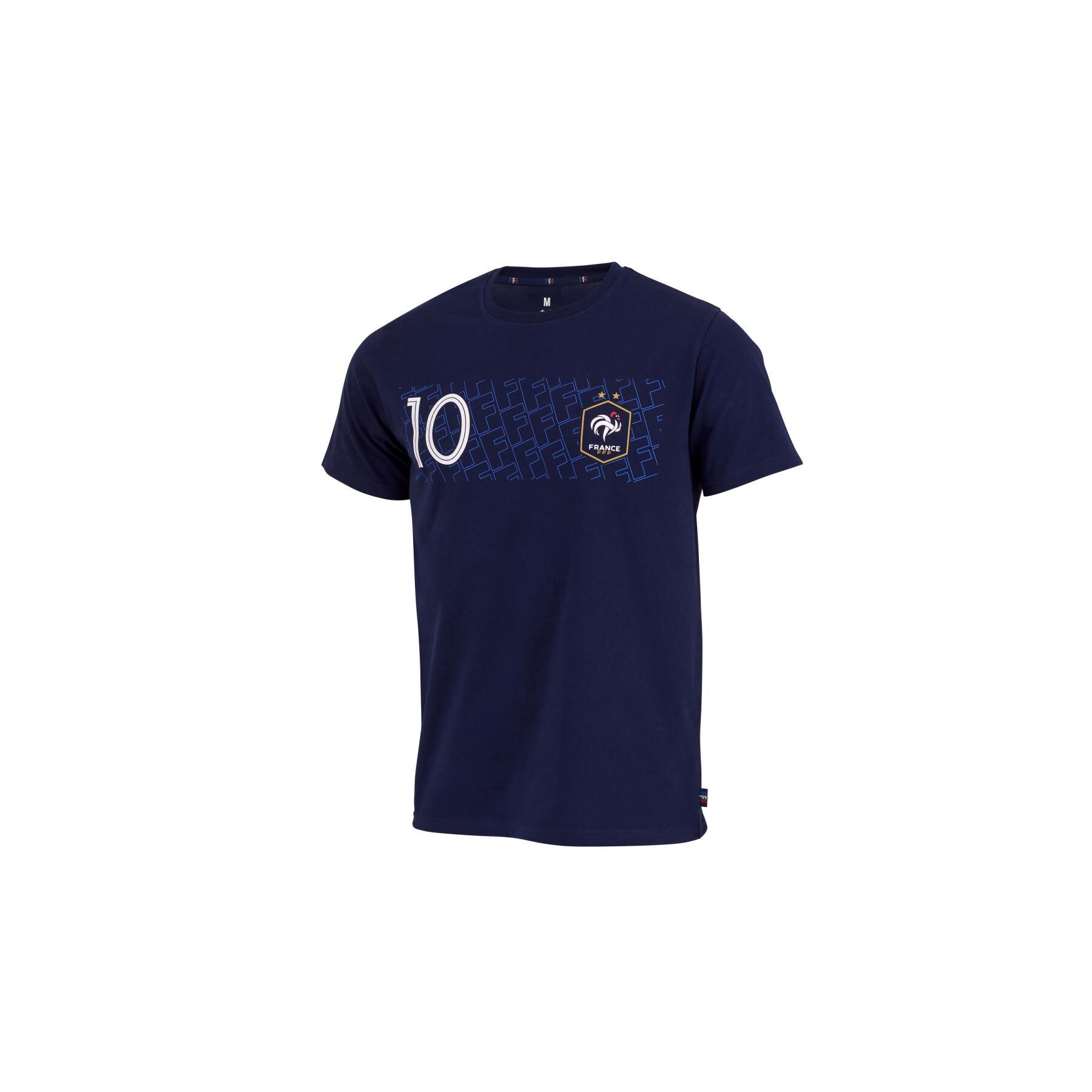 Child's T-shirt France Player Mbappe N°10