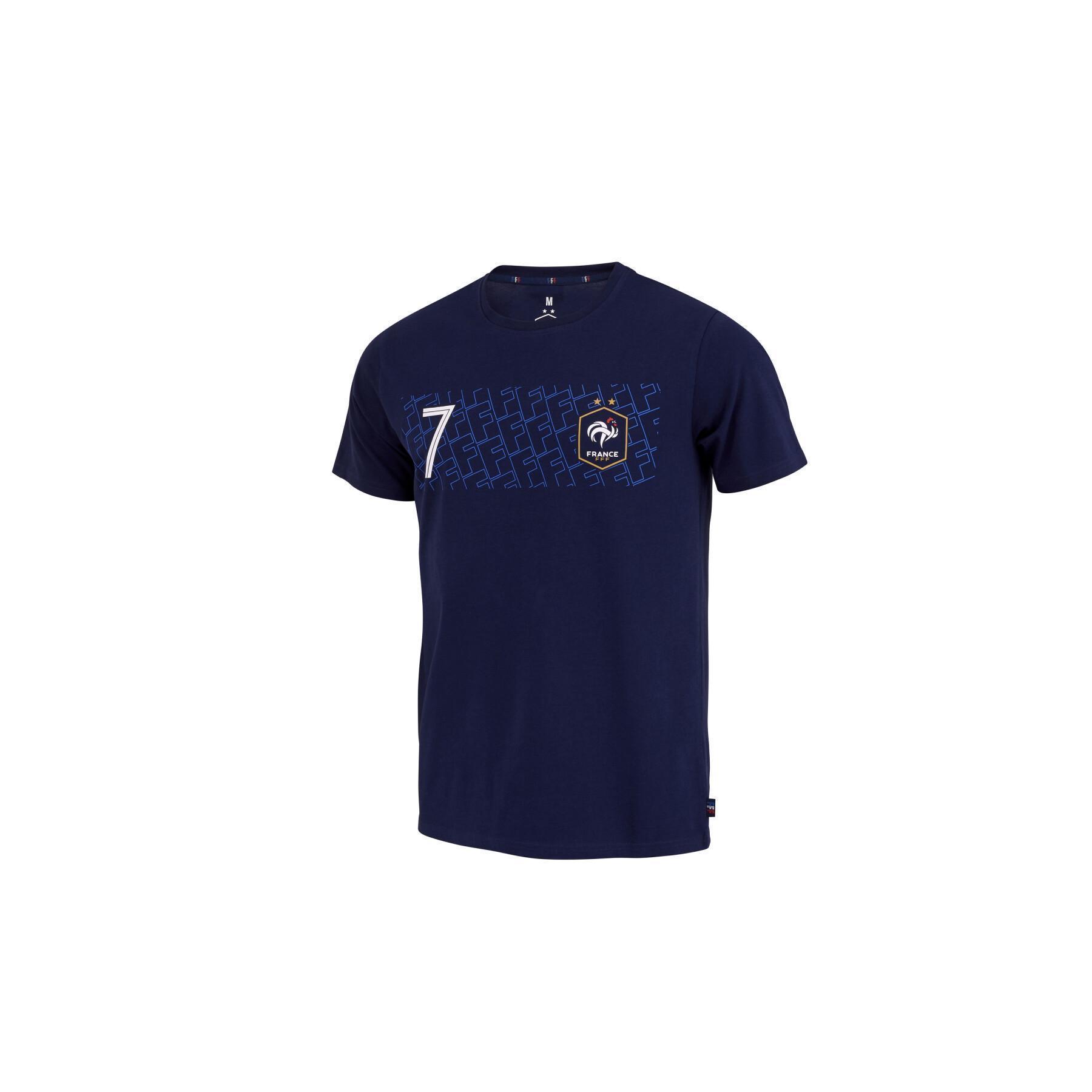 T-shirt France Player Griezmann N°7