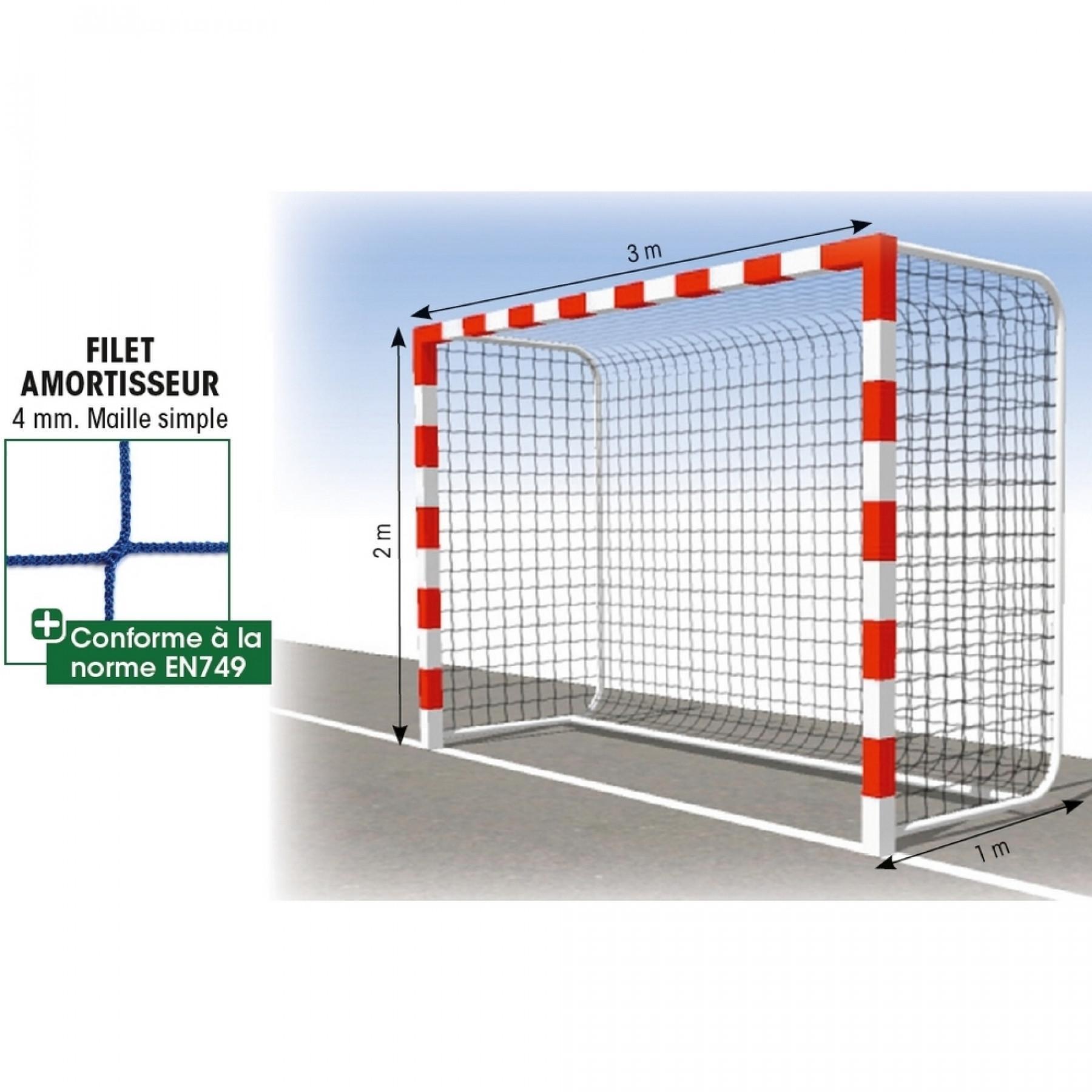 Net handball damper 4 mm Tremblay MS (x2)