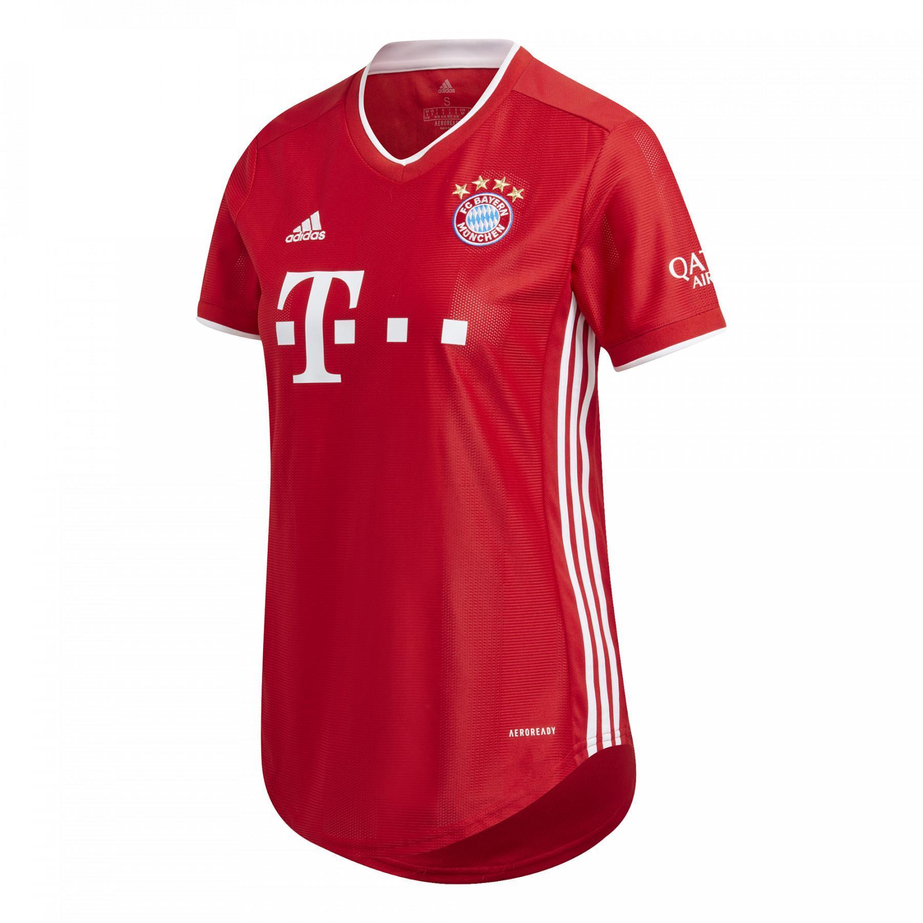 FC Bayern women's home shirt 2020/21