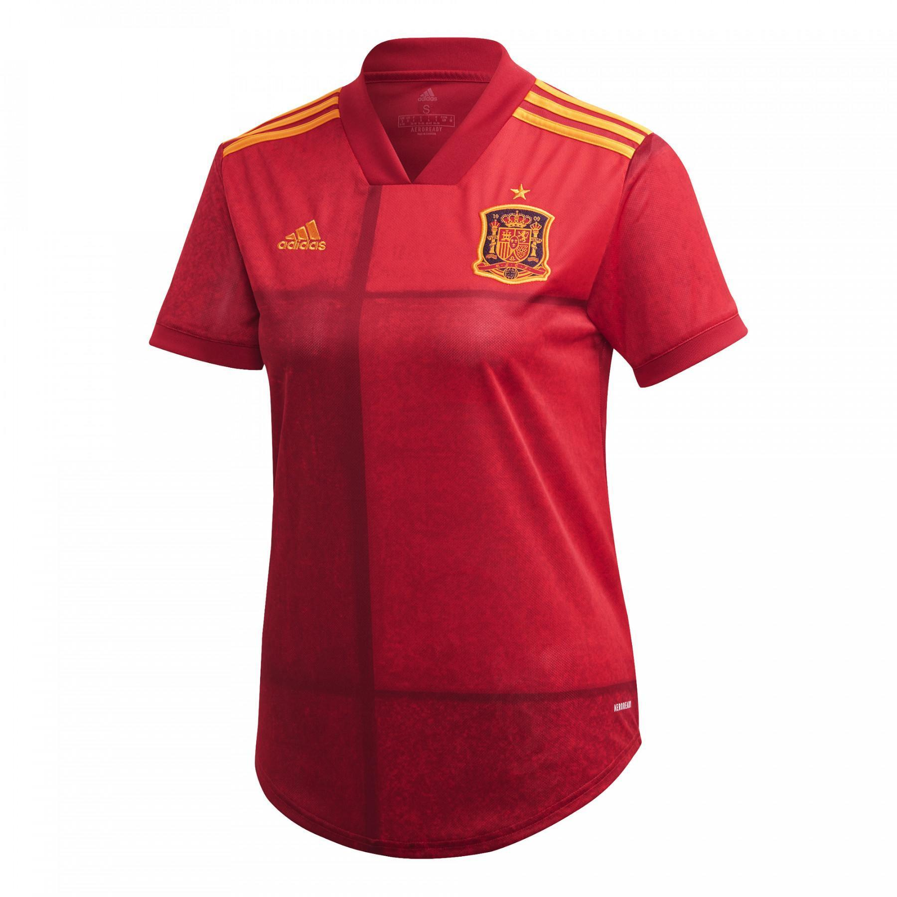 Jersey woman home Spain 2020