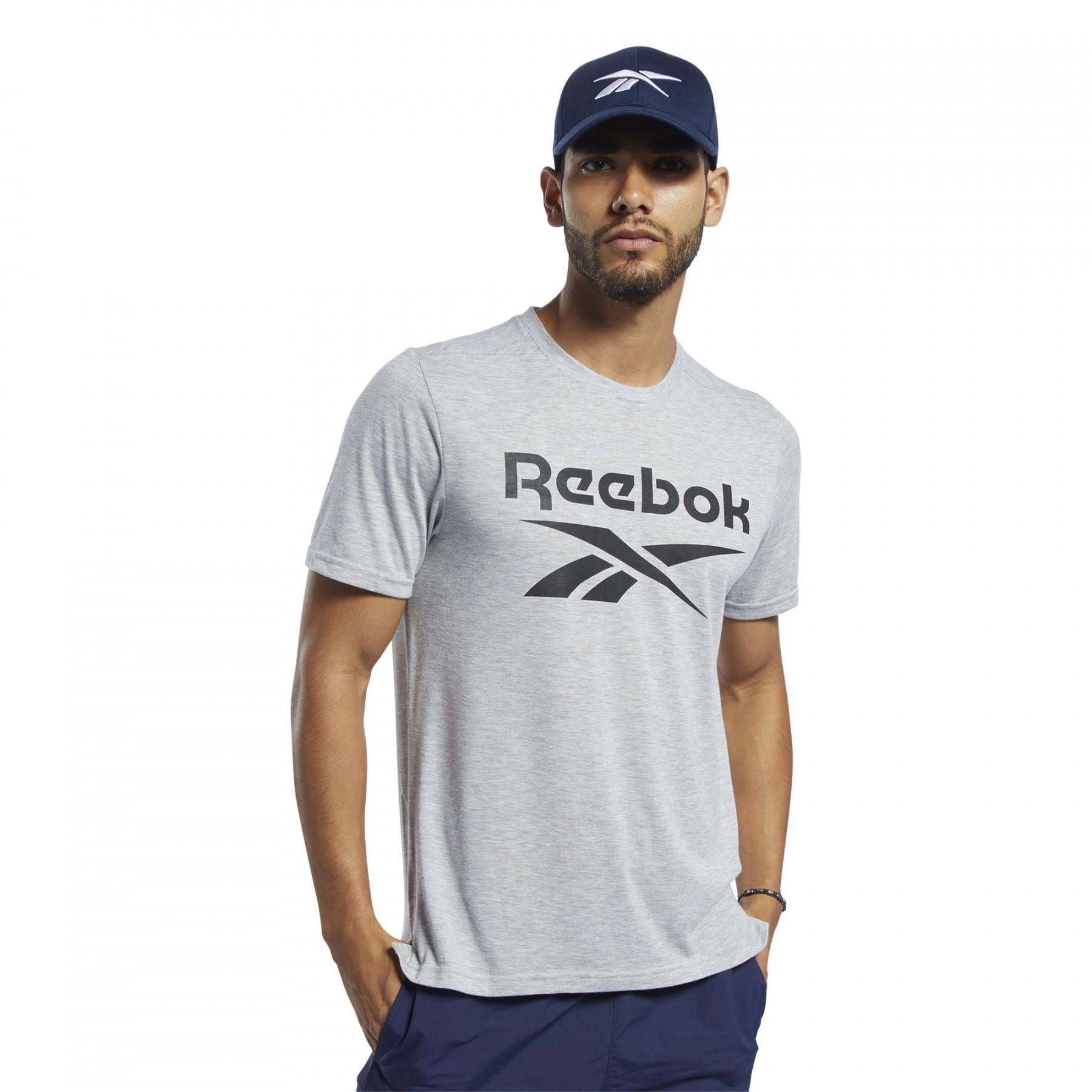 Reebok Workout Ready Supremium Graphic T-Shirt