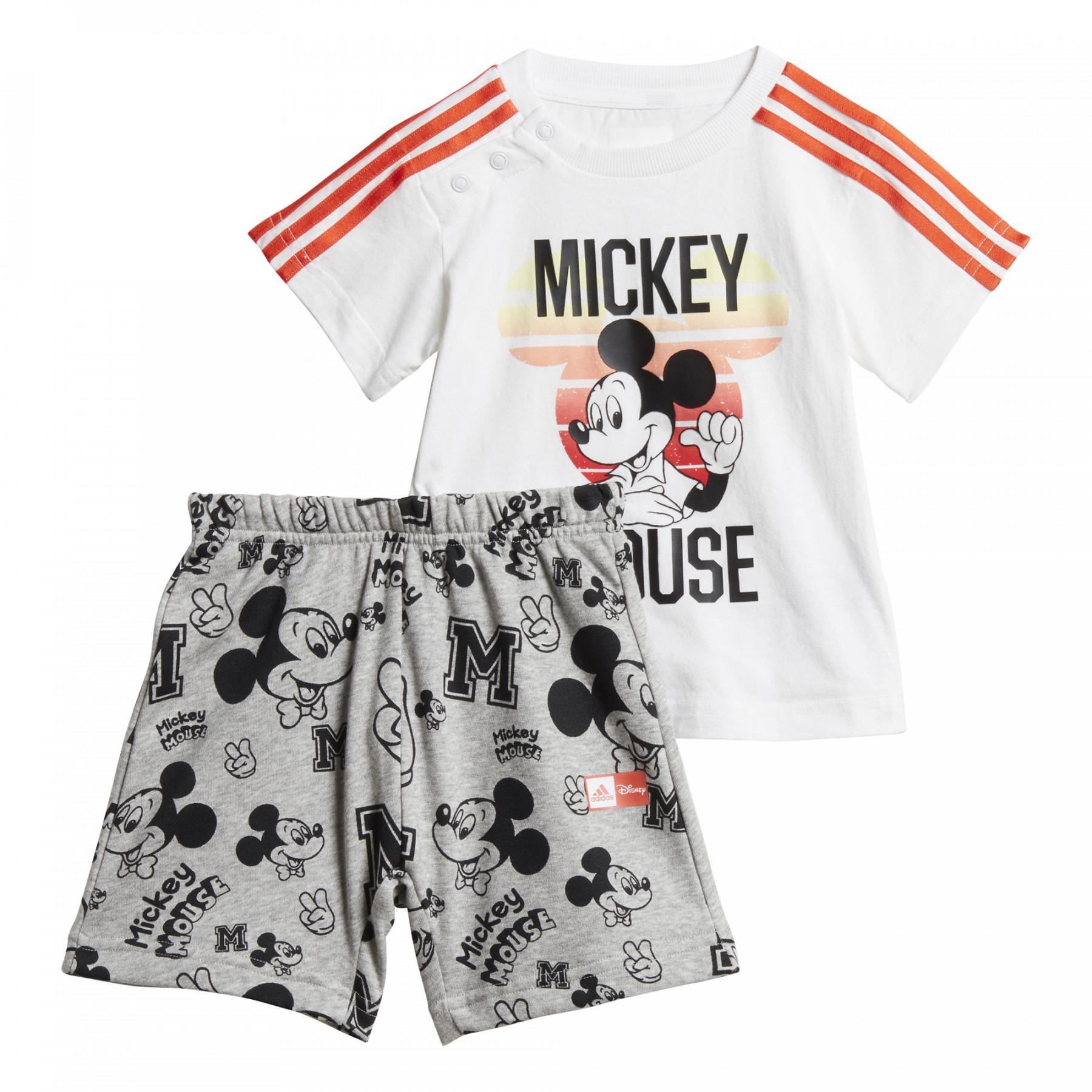 adidas Disney Mickey Mouse Summer Baby-kit