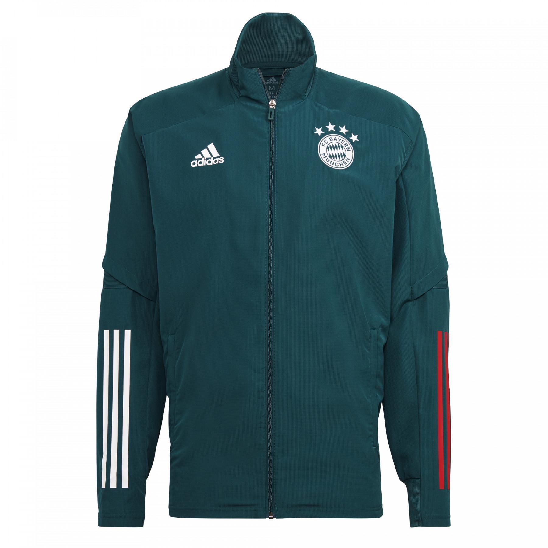 Pre-game jacket Bayern Munich 2020/21