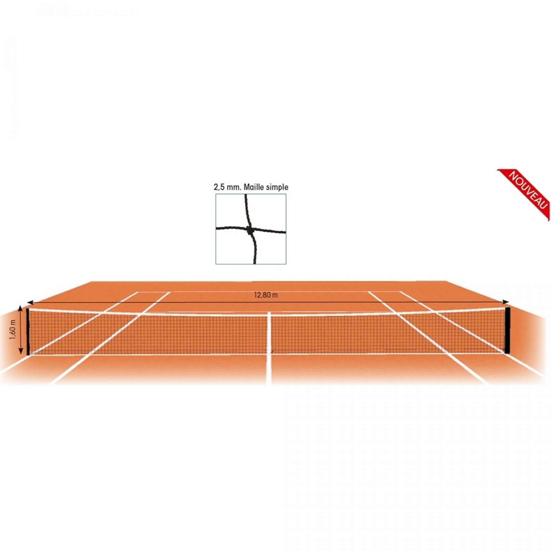 Tennis net 2.5 mm MS Tremblay