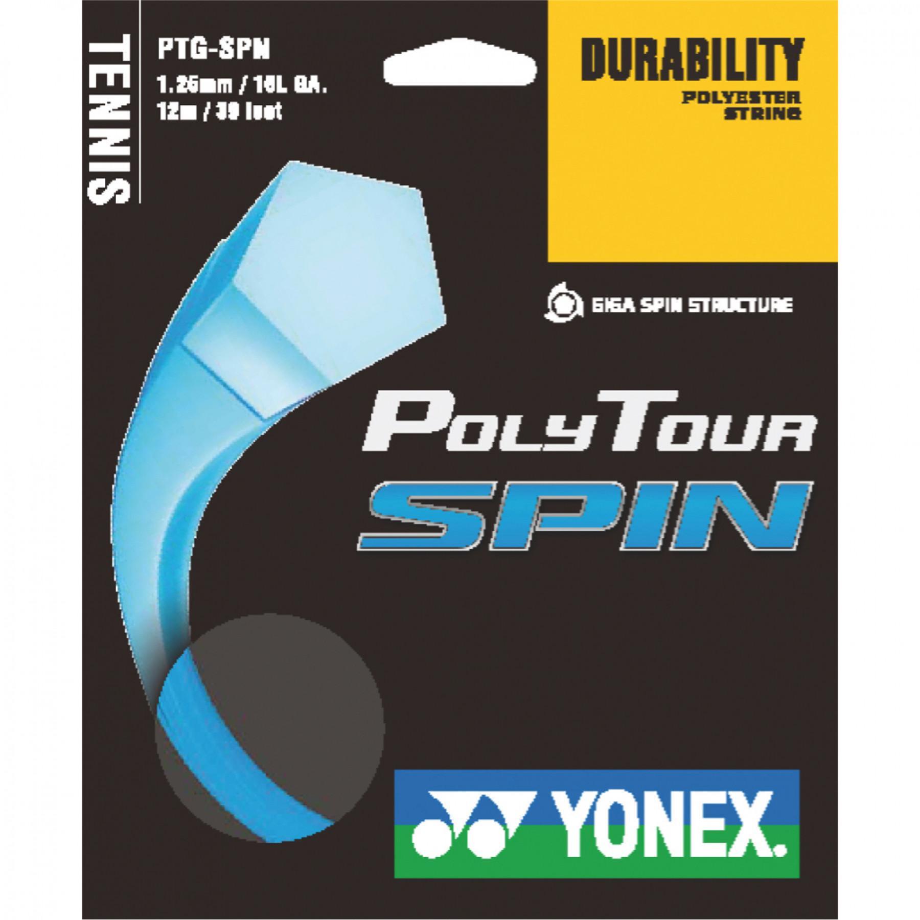 Yonex Polytour Spin 125 rope