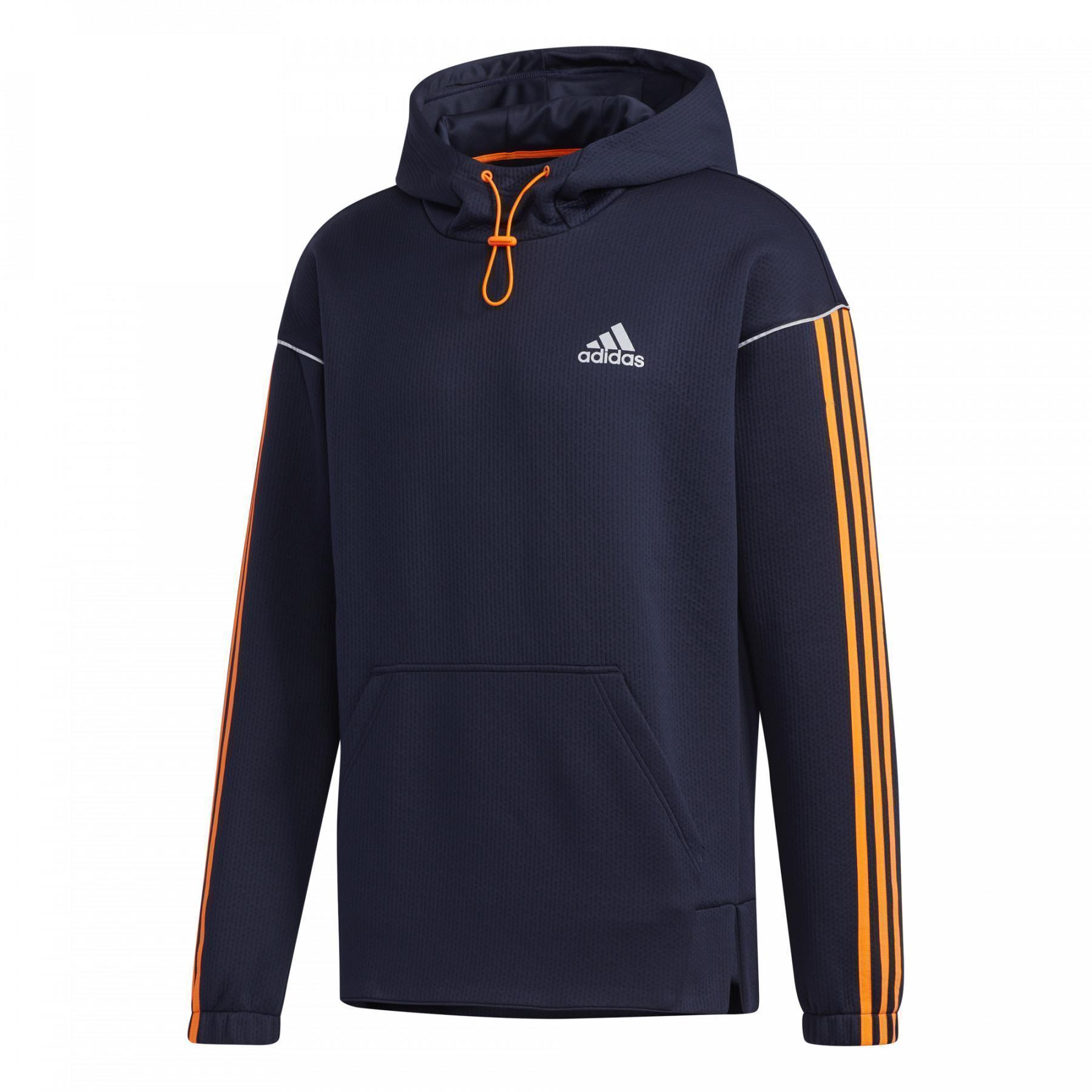 Sweatshirt adidas Intuitive Warmth Hooded