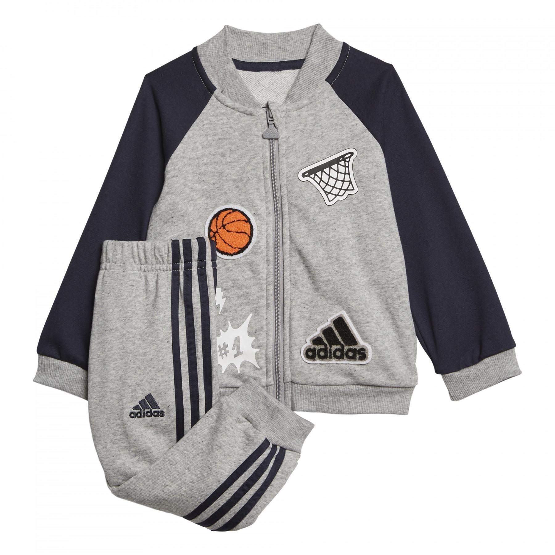 Track suit kid adidas Collegiate