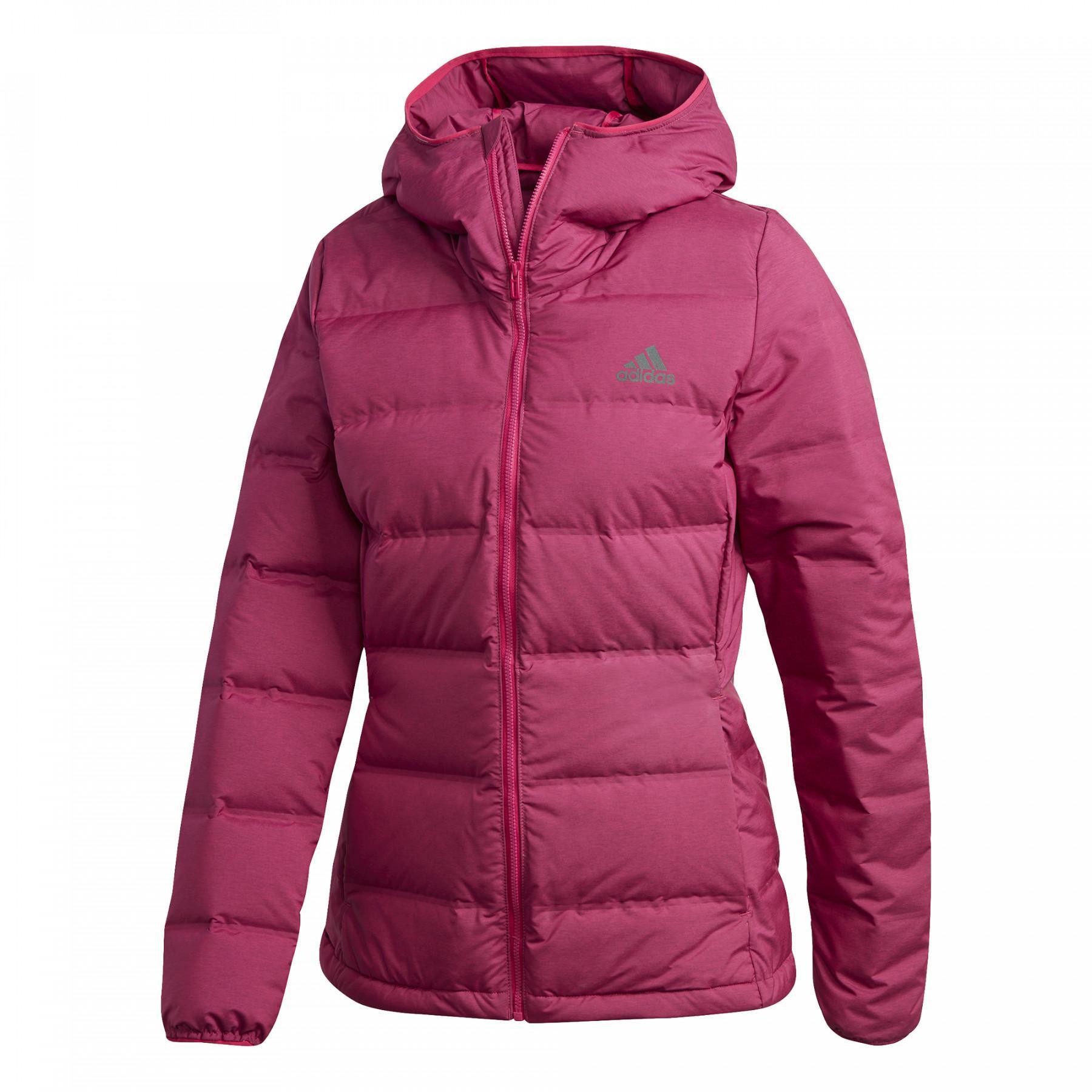 Adidas jacket woman Helionic Down