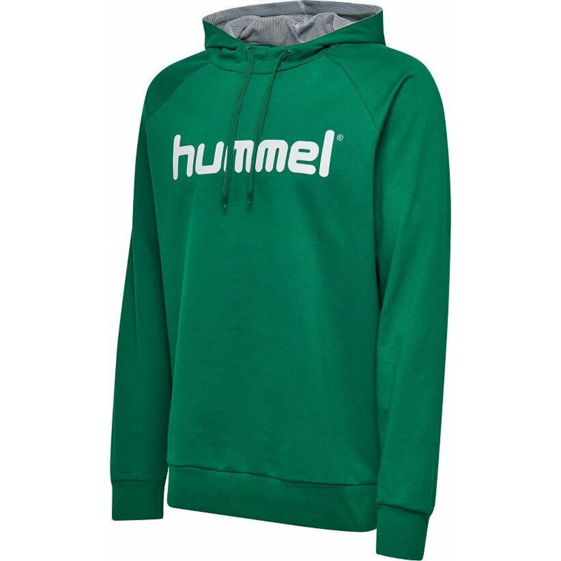 Hoodie Hummel hmlgo cotton logo