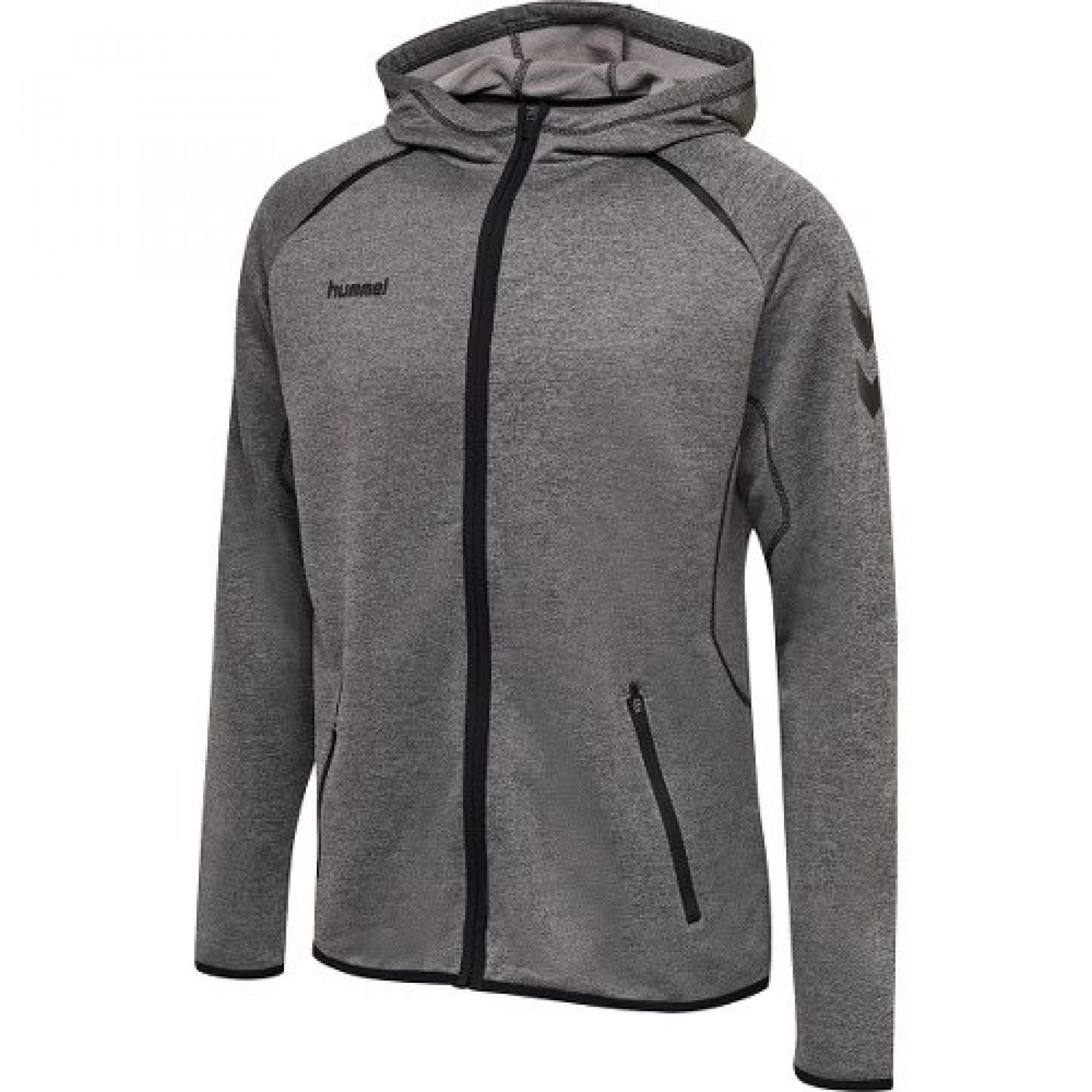 Zip Sweatshirt Hummel Authentic Pro