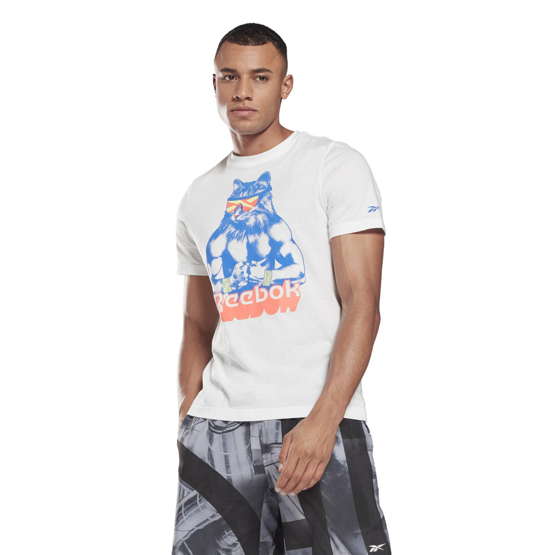 Reebok Gritty Kitty T-shirt
