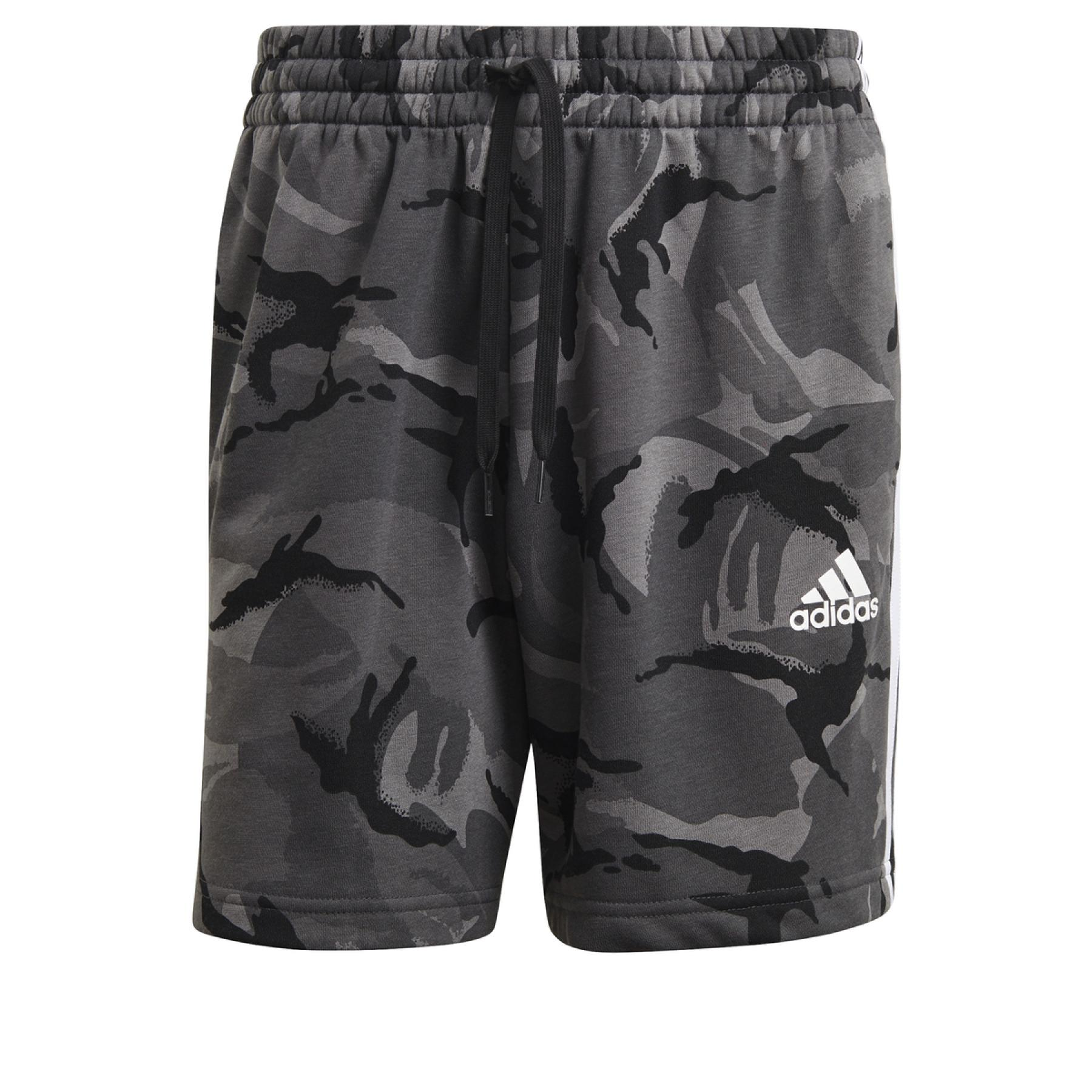adidas Essentials French Terry Camouflage Shorts