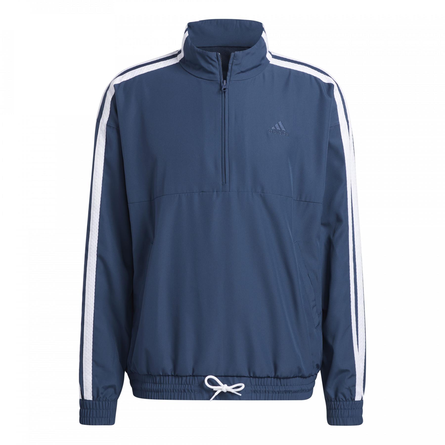 1/4 zip jacket adidas Originals SMR LD