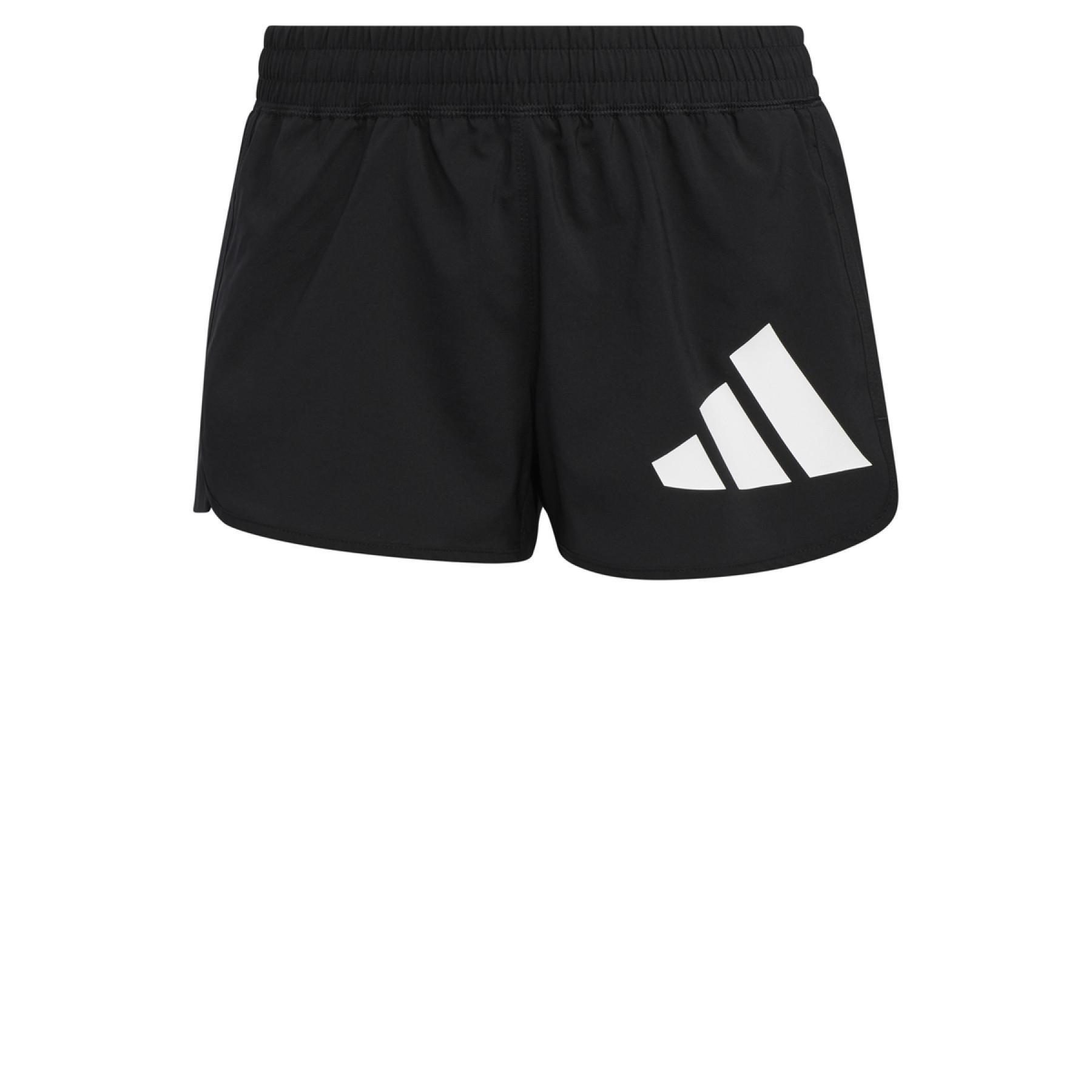 adidas Pacer Pacer Badge ofport Woven Women's Shorts