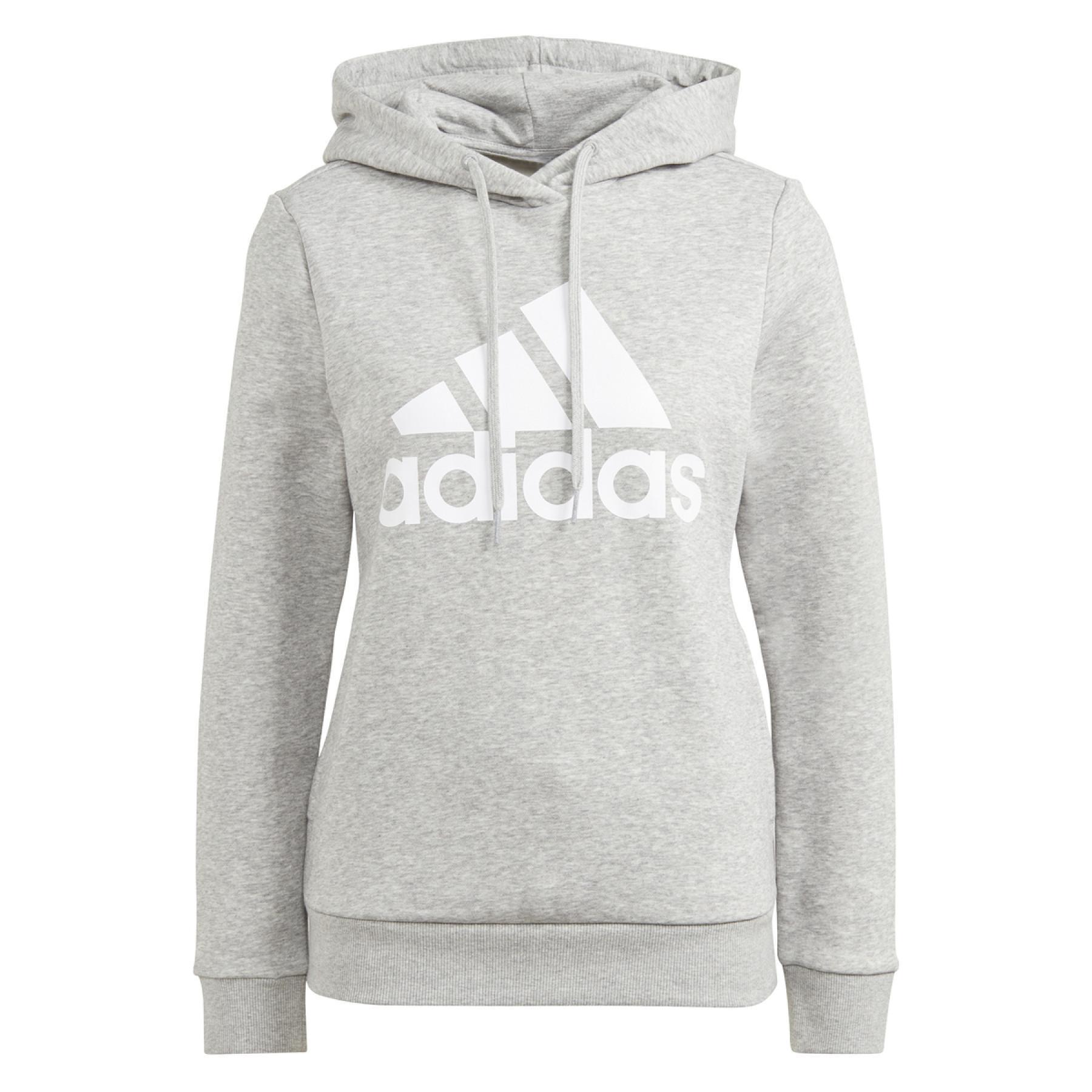 adidas Essentials Women's Logo Fleece Hoodie