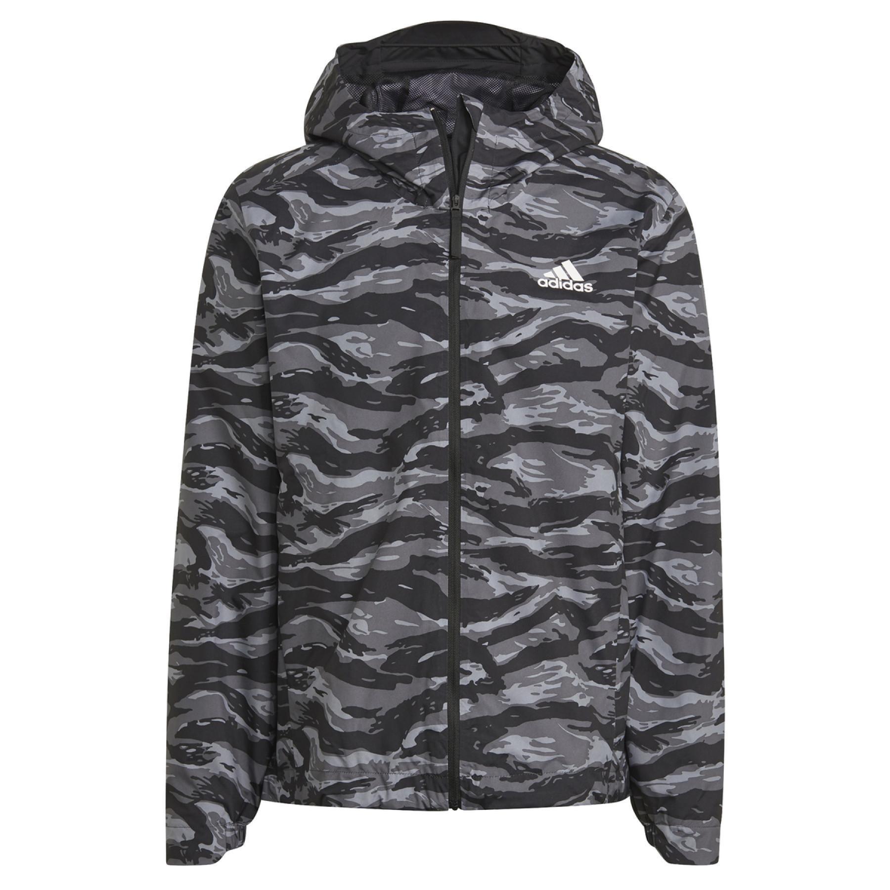 adidas BSC Rain Ready Jacket