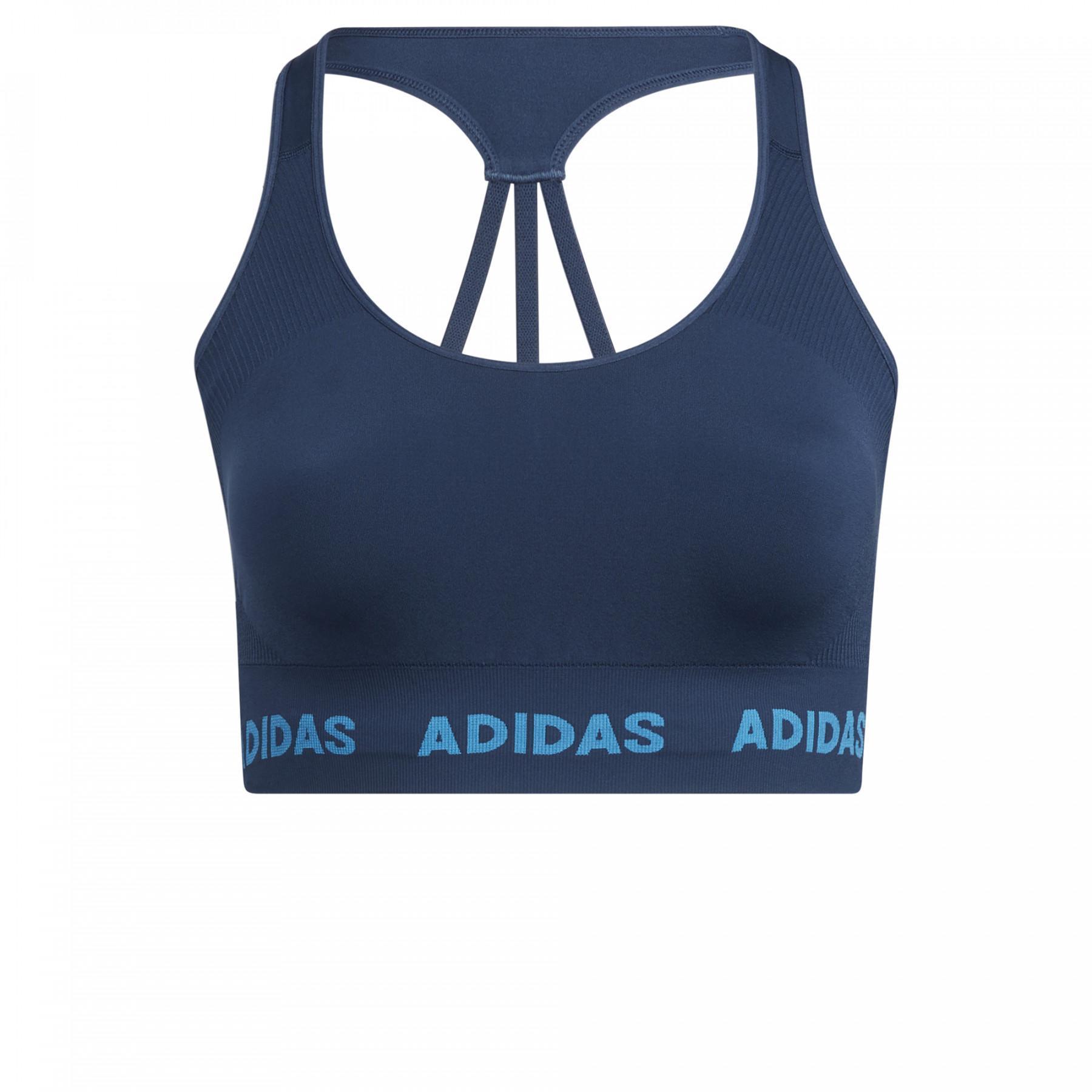 adidas Training Branded Aeroknitps Women's Bra