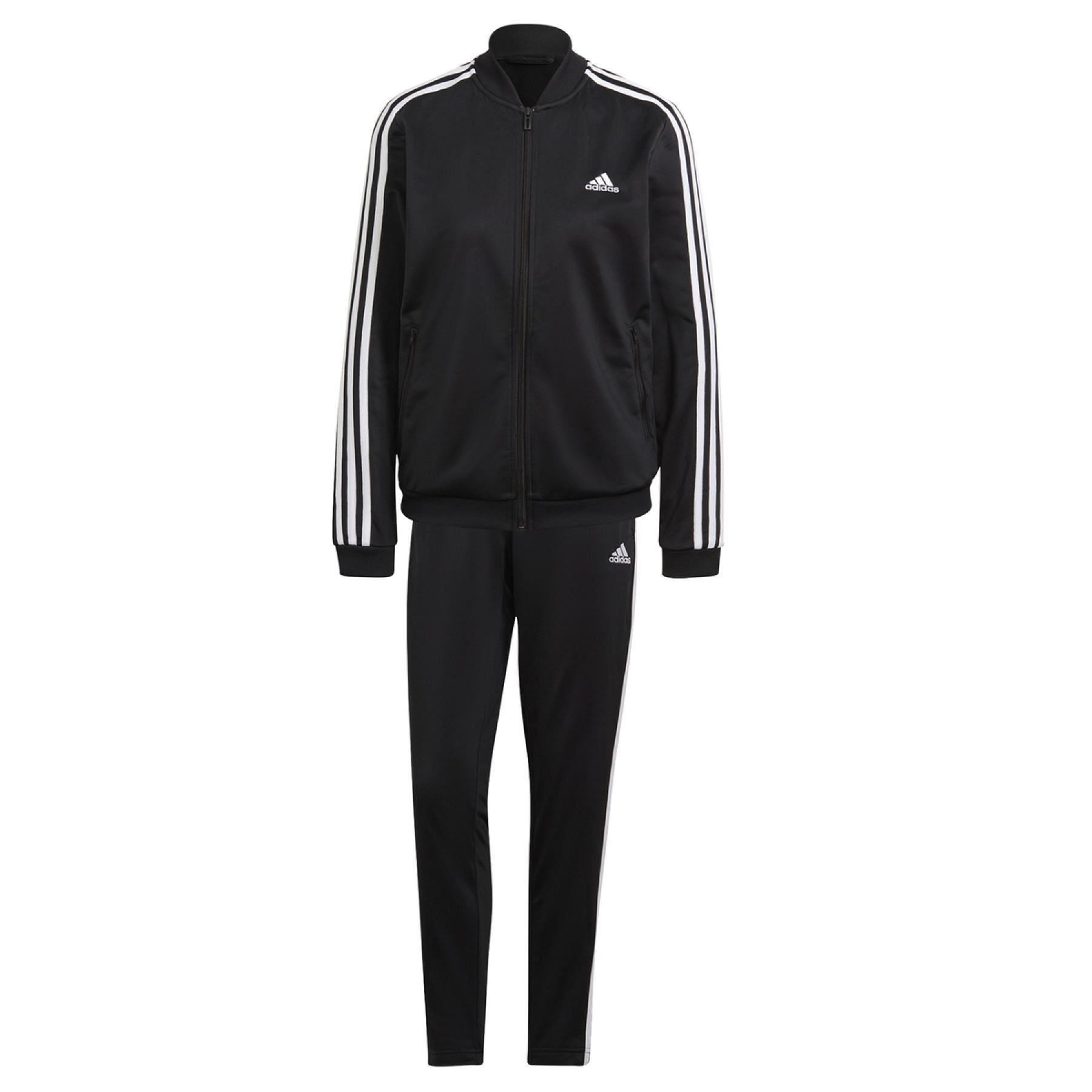 adidas Essentials 3-Stripes Women's Track Suit