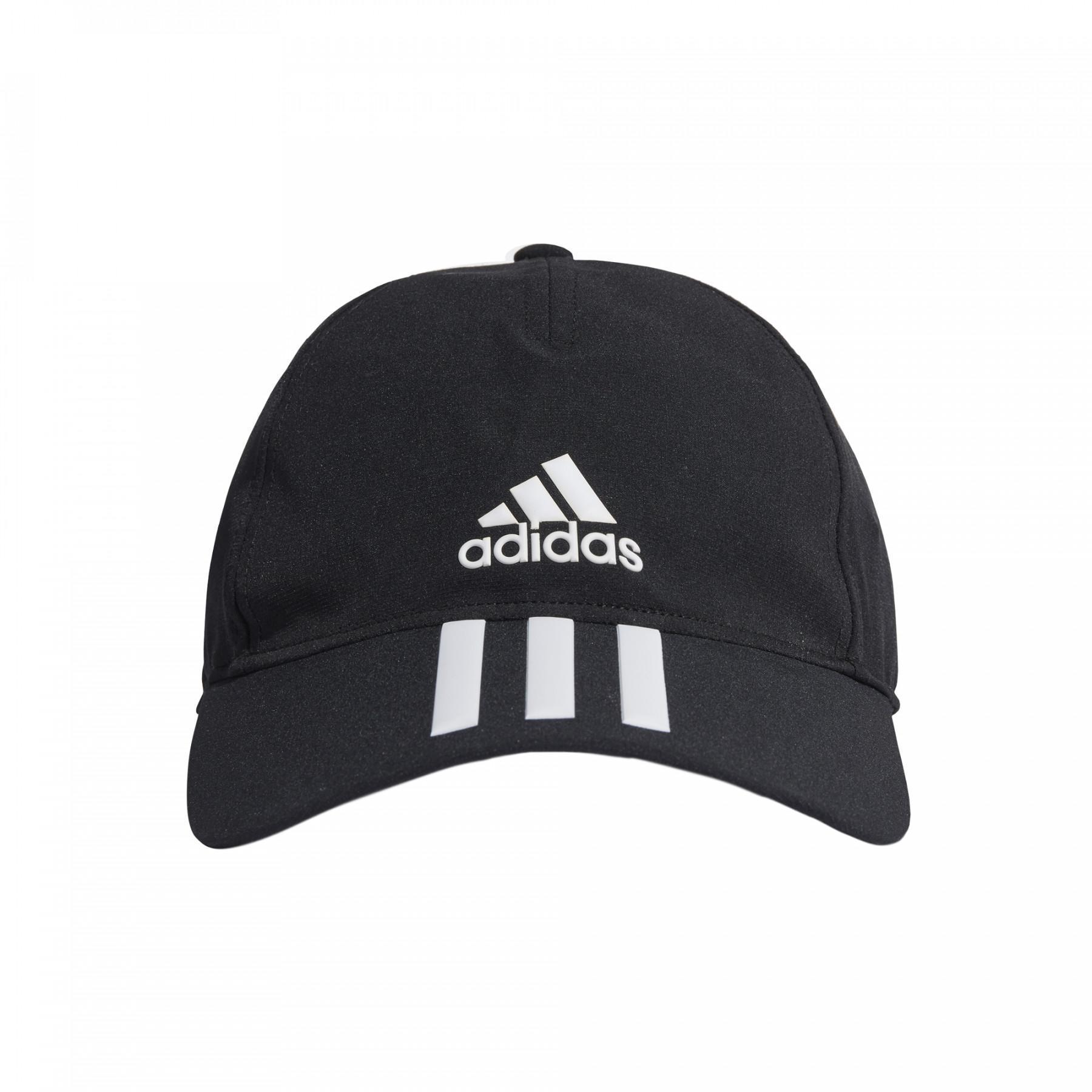 Baseball cap adidas Aeroready 3-Bandes