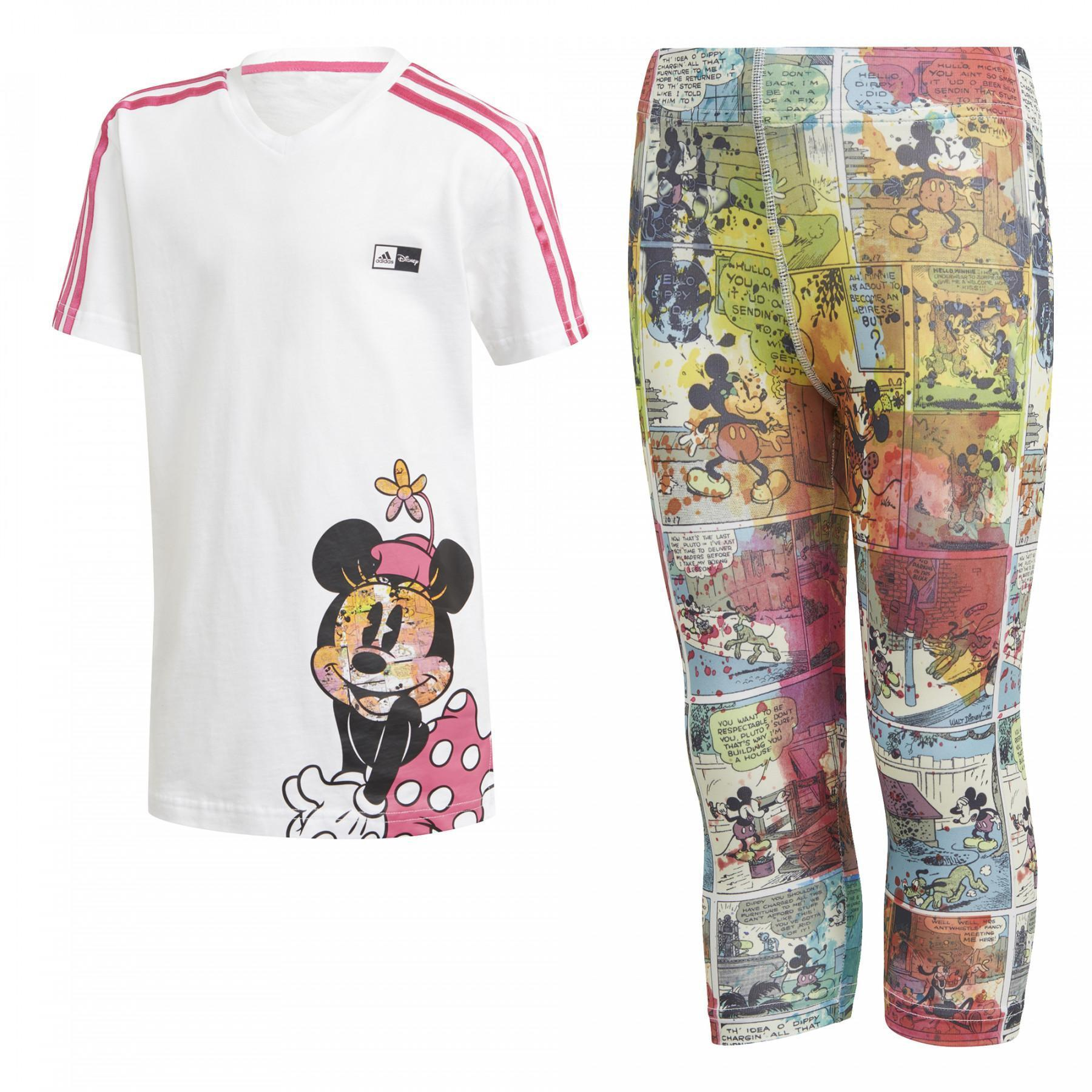 adidas Minnie Mouse Summer Kids Set