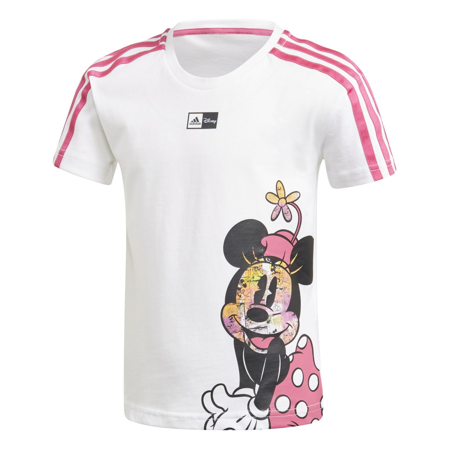 adidas Disney Minnie Mouse Women's Kid's T-Shirt