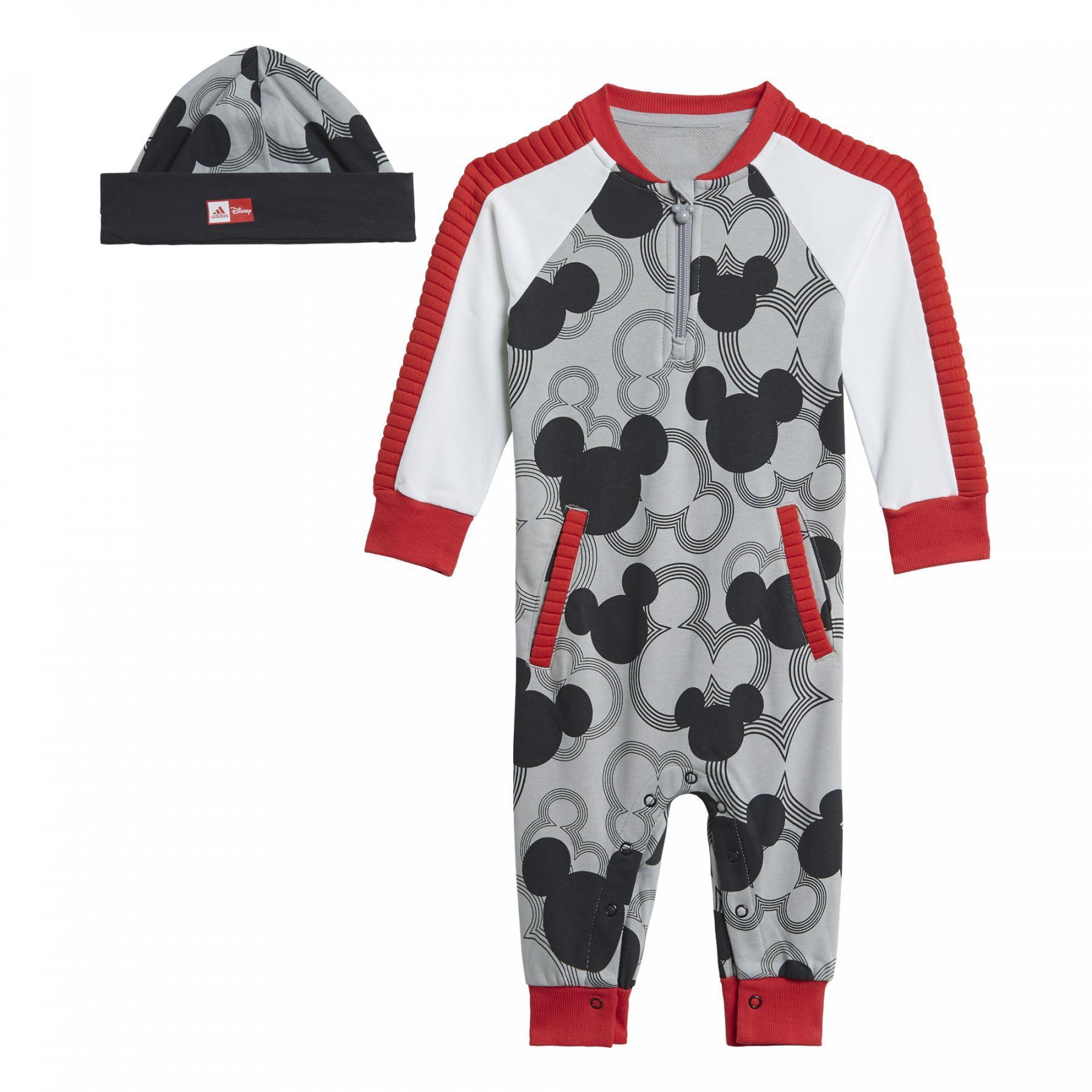 adidas Disney Mickey Mouse Onesie Kids Set