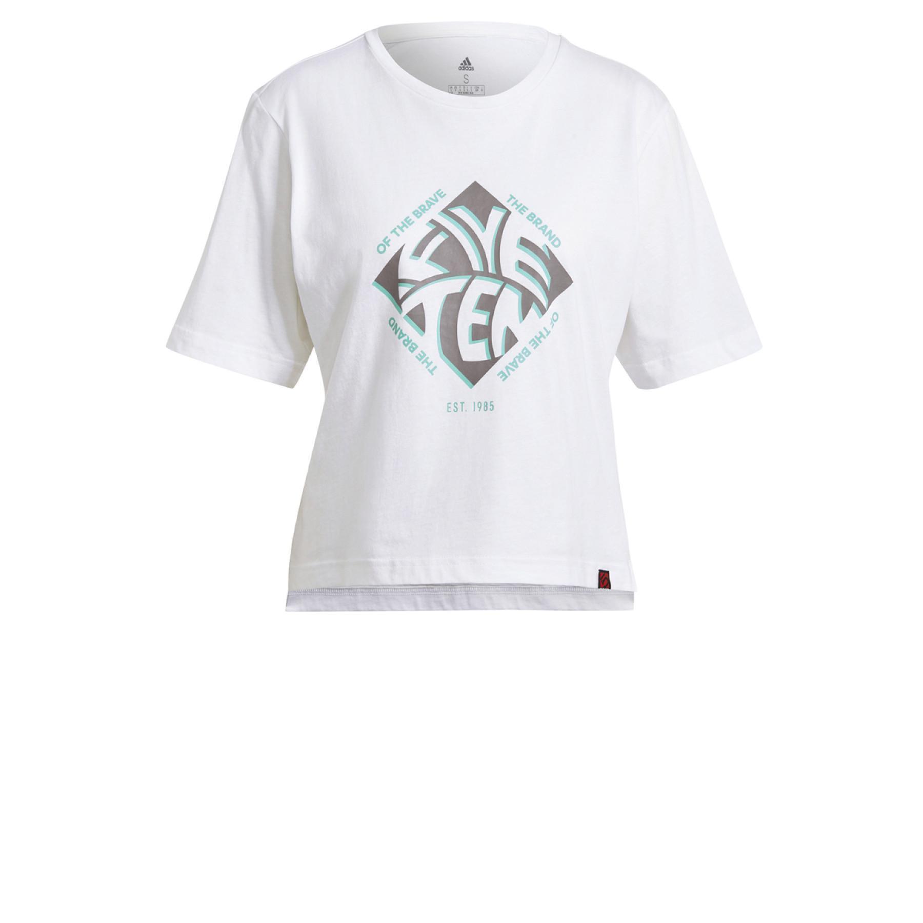 adidas Women's 5.10 Cropped GFXWomen T-Shirt