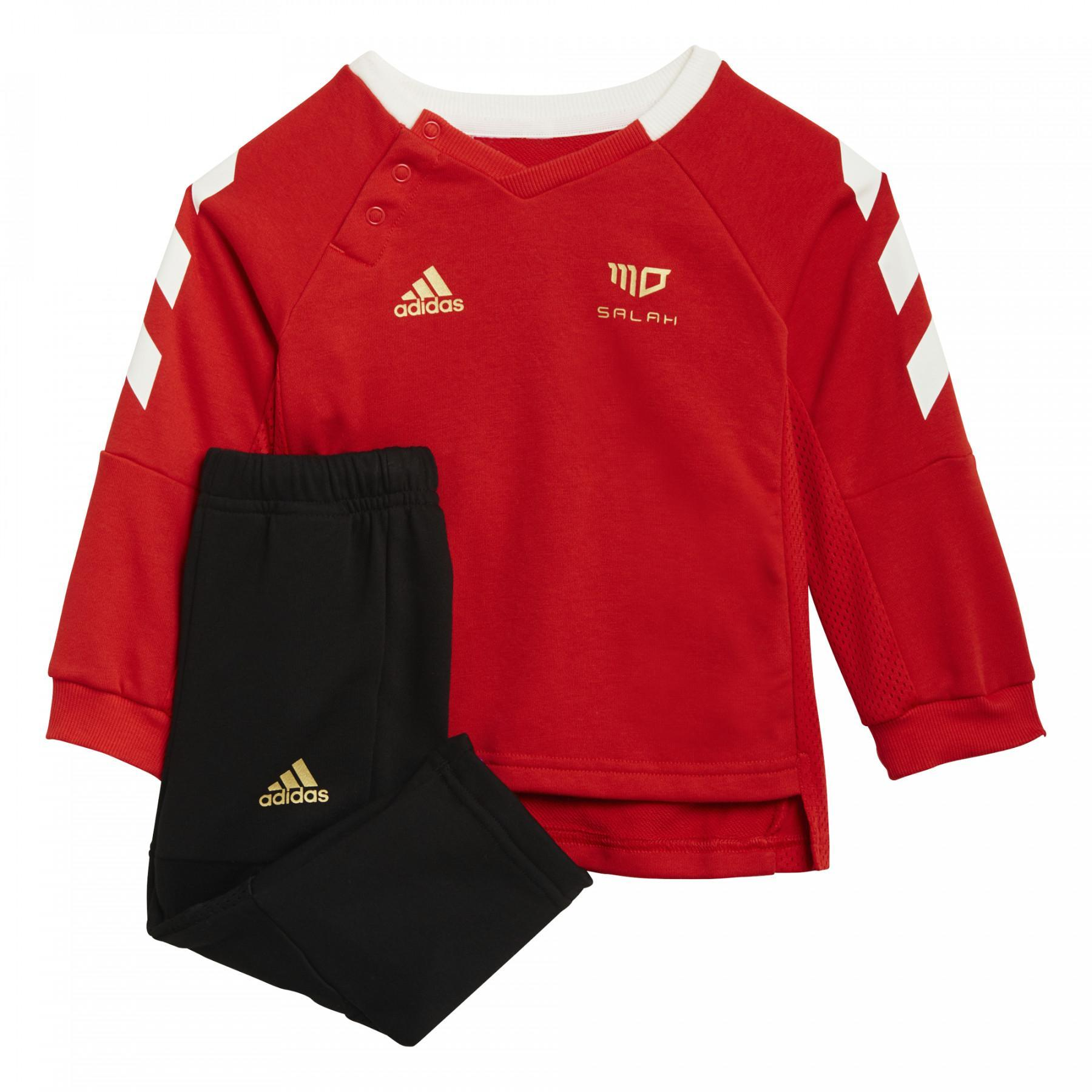 adidas Salah Football-Inspired Jogger Kids Set