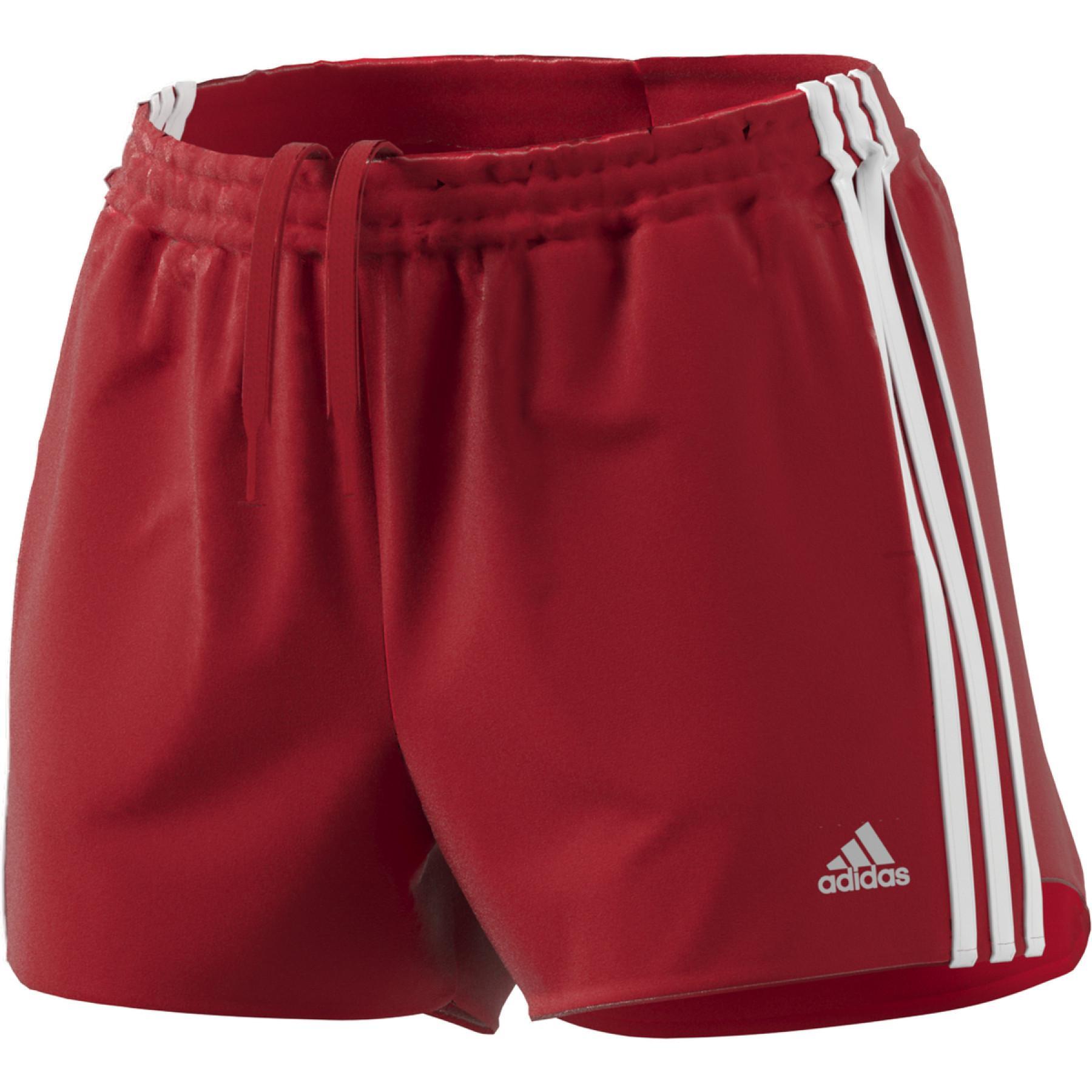adidas Primeblue Designed 2 Move Woven 3-Strap Shorts for Women