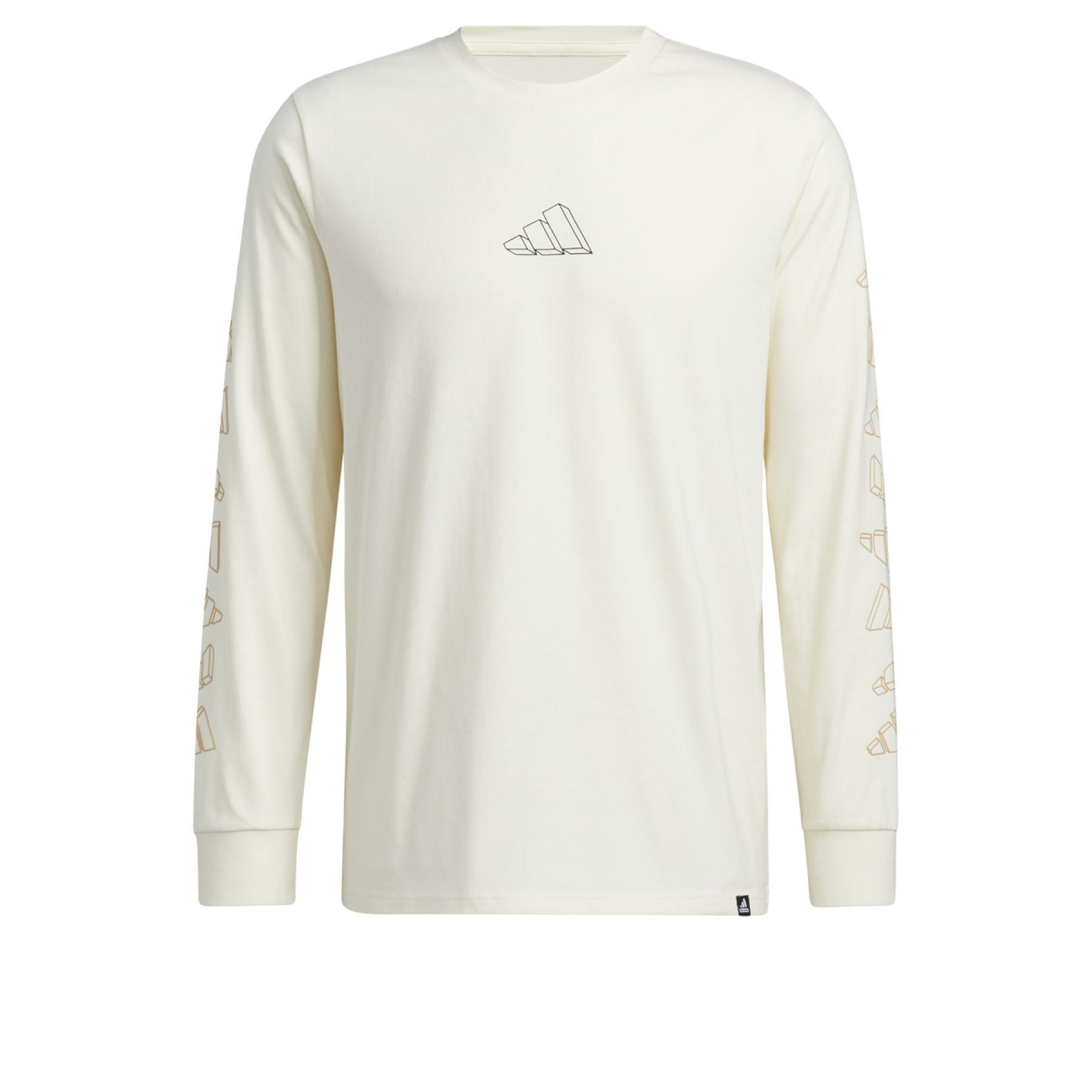 Long sleeve T-shirt adidas Geo Graphic