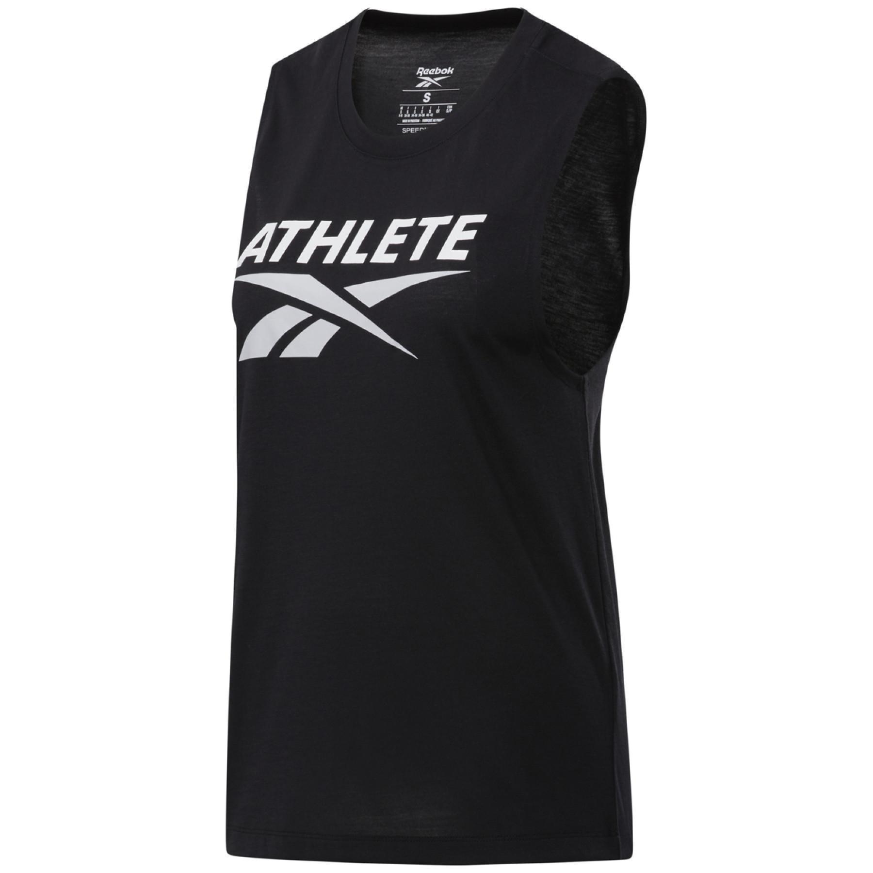 Reebok Athlete Vector Tank Top woman's T-shirt