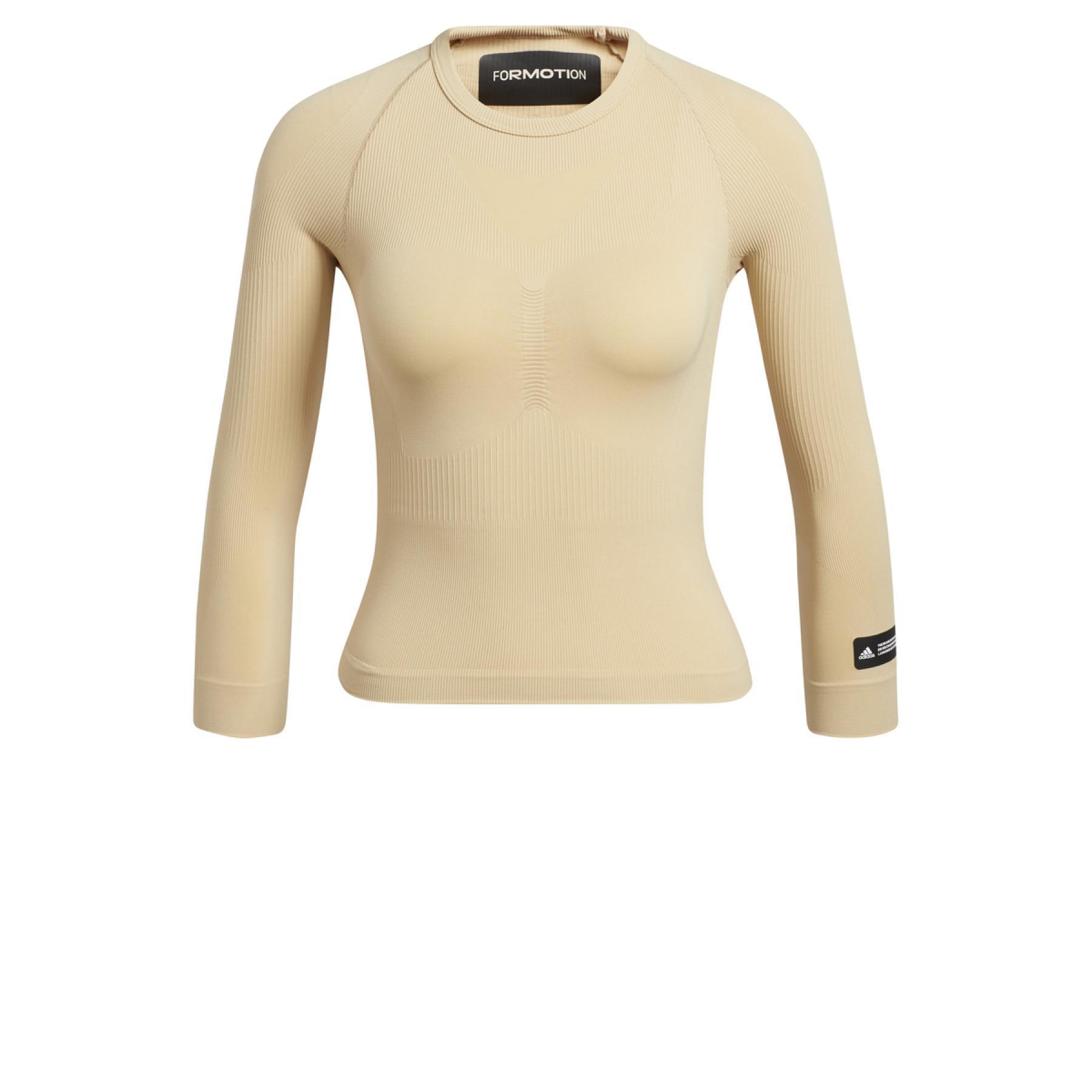 adidas Women's Formotion Cropped Training T-Shirt