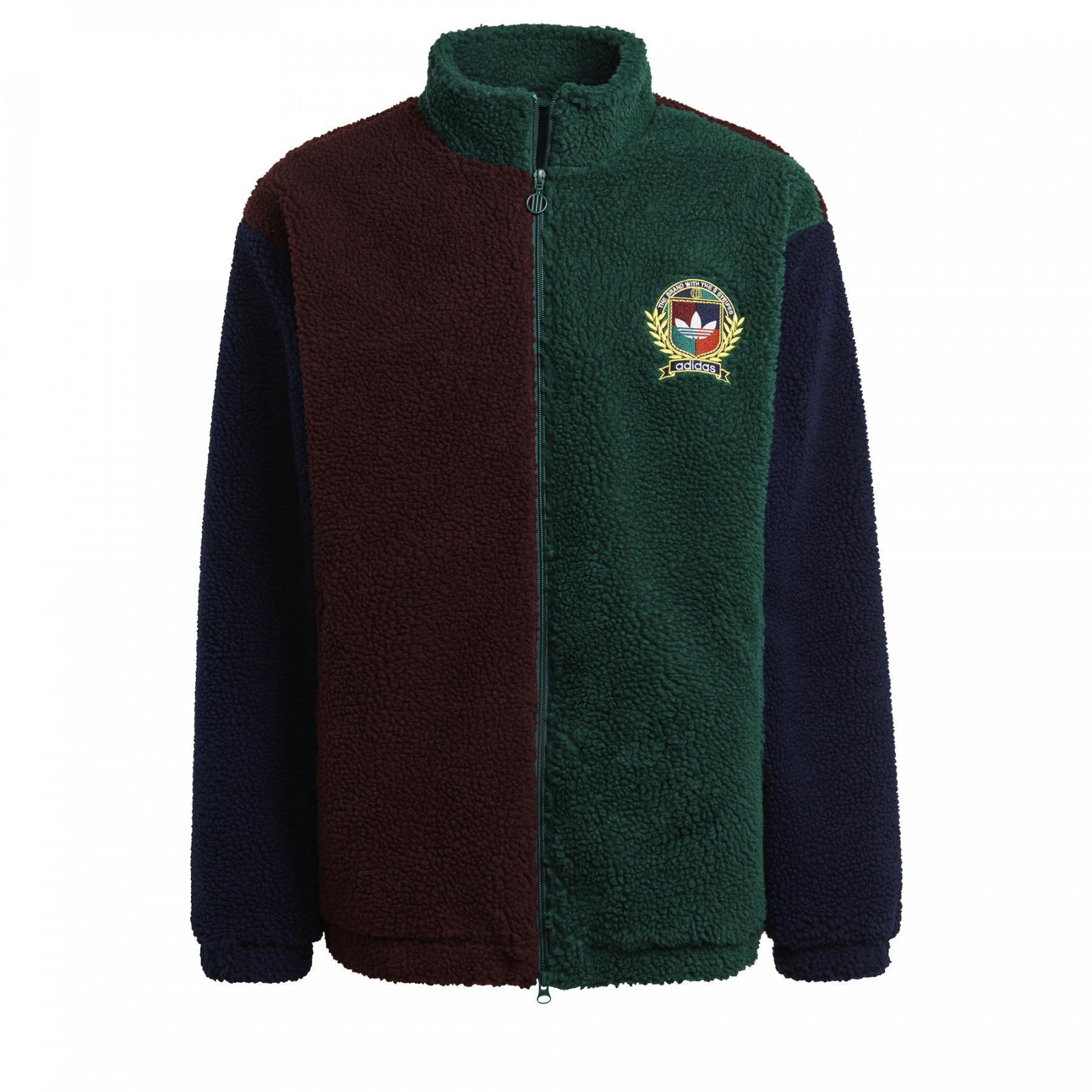 adidas Originals Collegiate Crest Zip Jacket