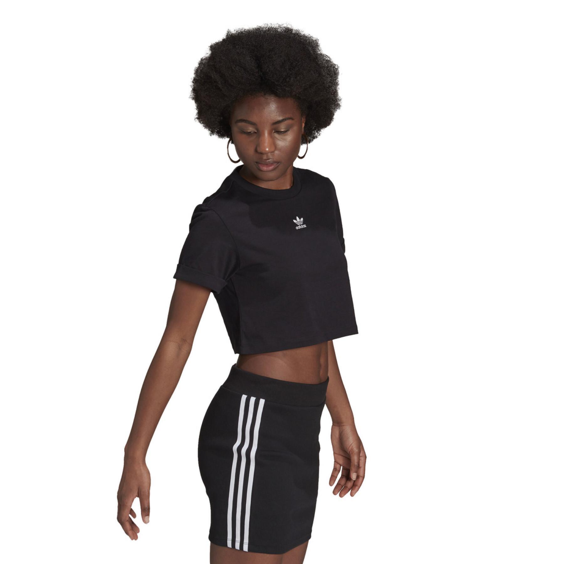 Women's T-shirt adidas Adicolor Essentials Cropped