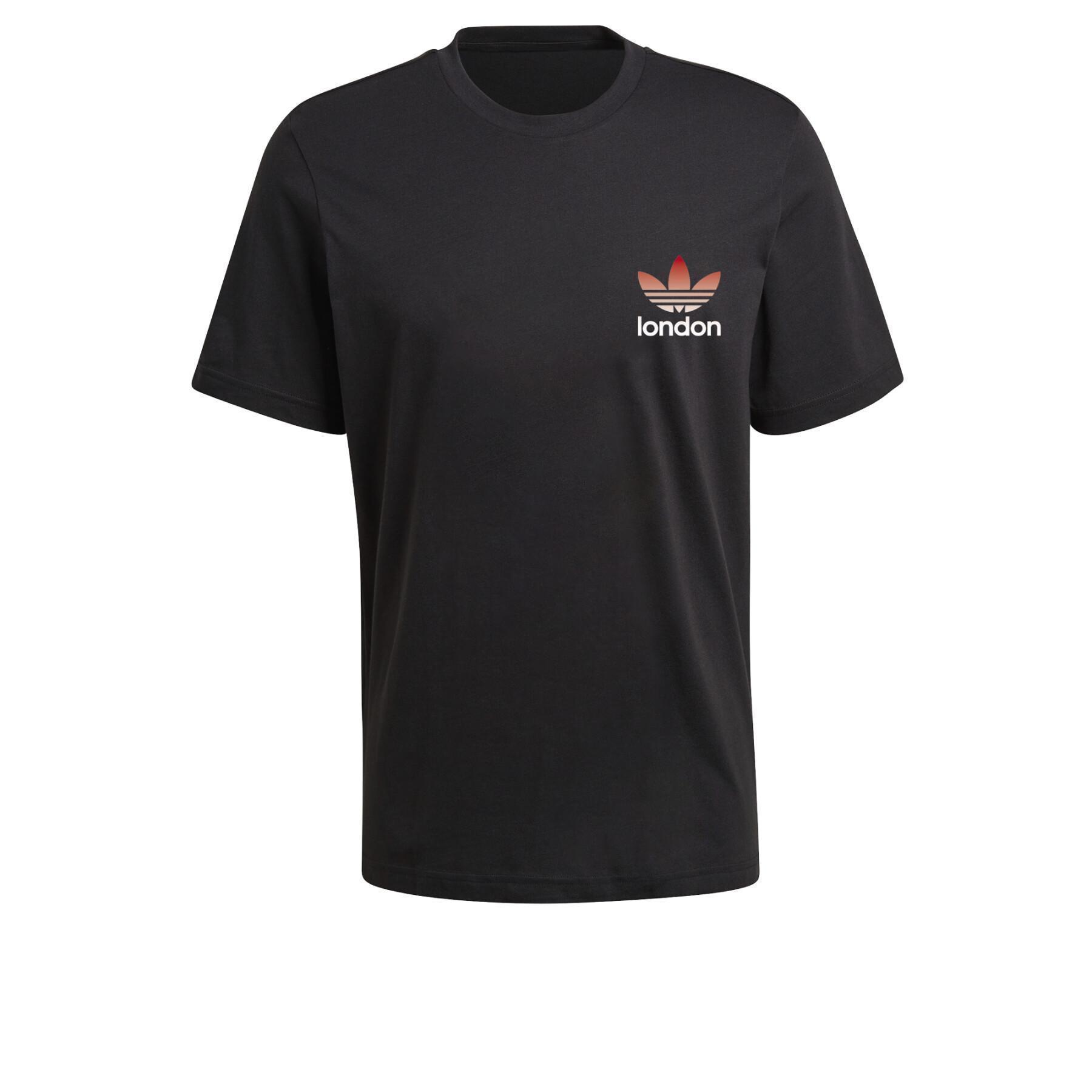 T-shirt adidas Originals London Trefoil 2