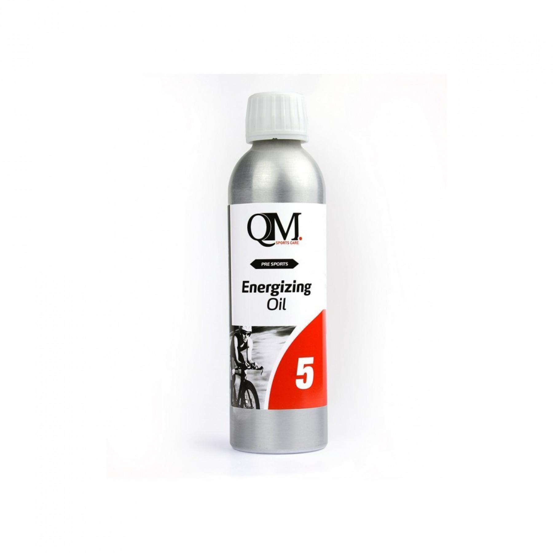 QM Sports Balm heating Q5: heating oil preparation