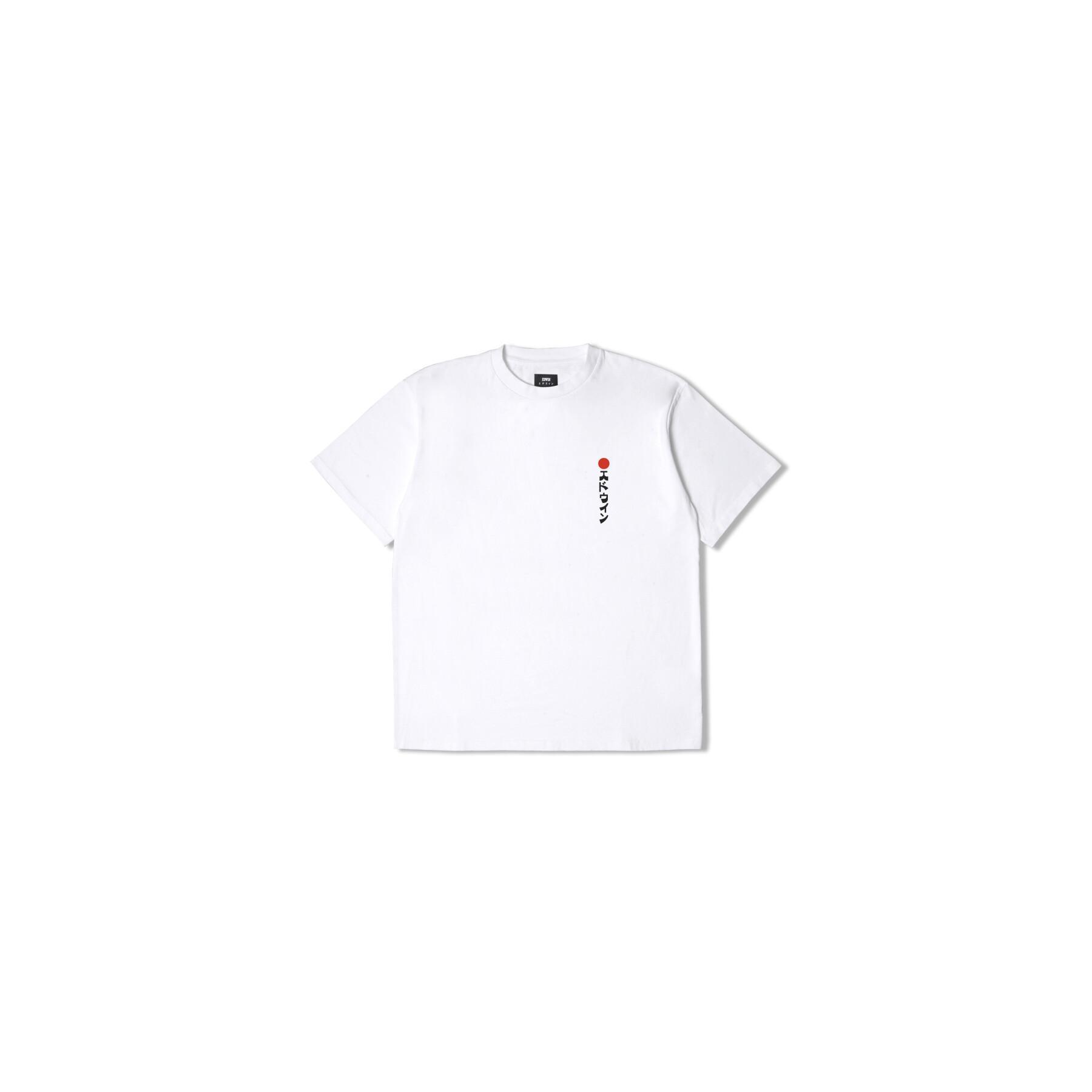 T-shirt Edwin Kamifuji