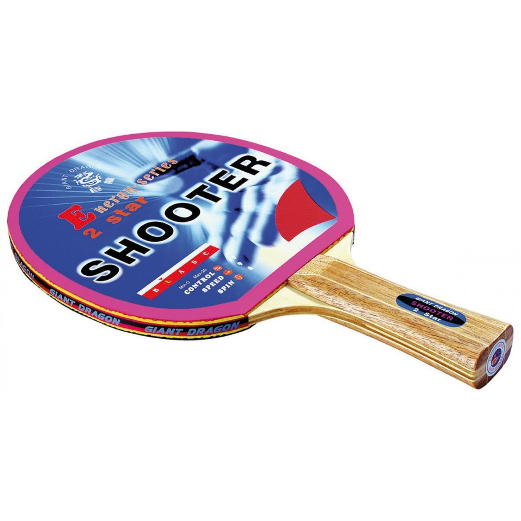 Sportifrance Shooter table tennis racket