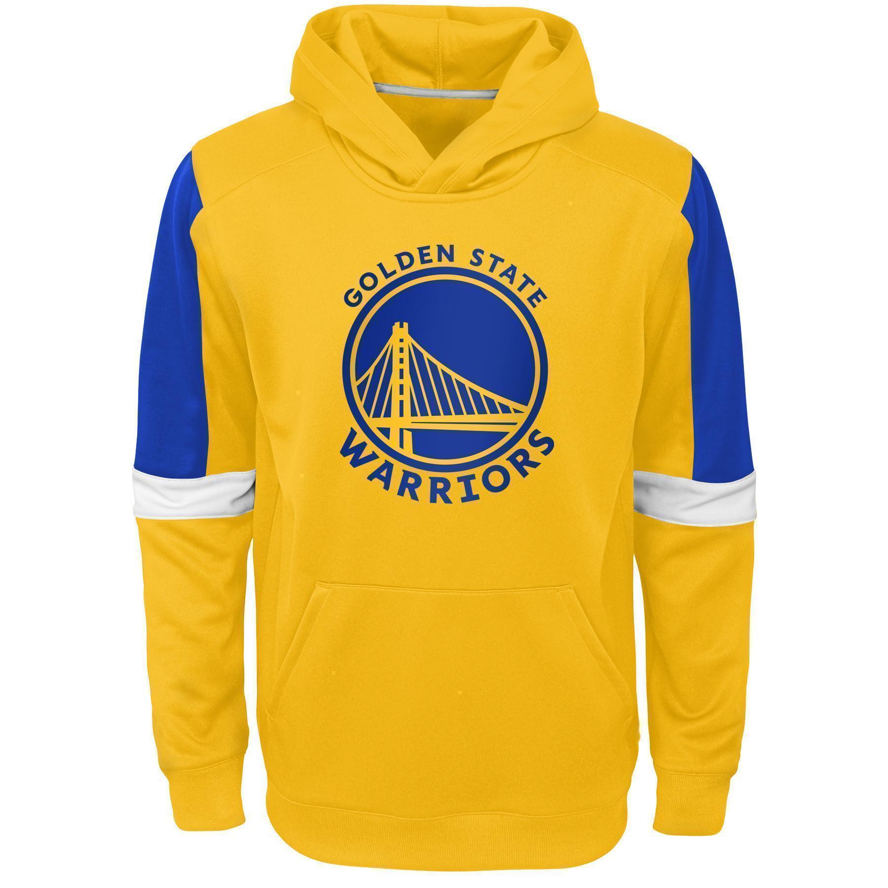 Kids Hoodie Outerstuff NBA Golden State Warriors