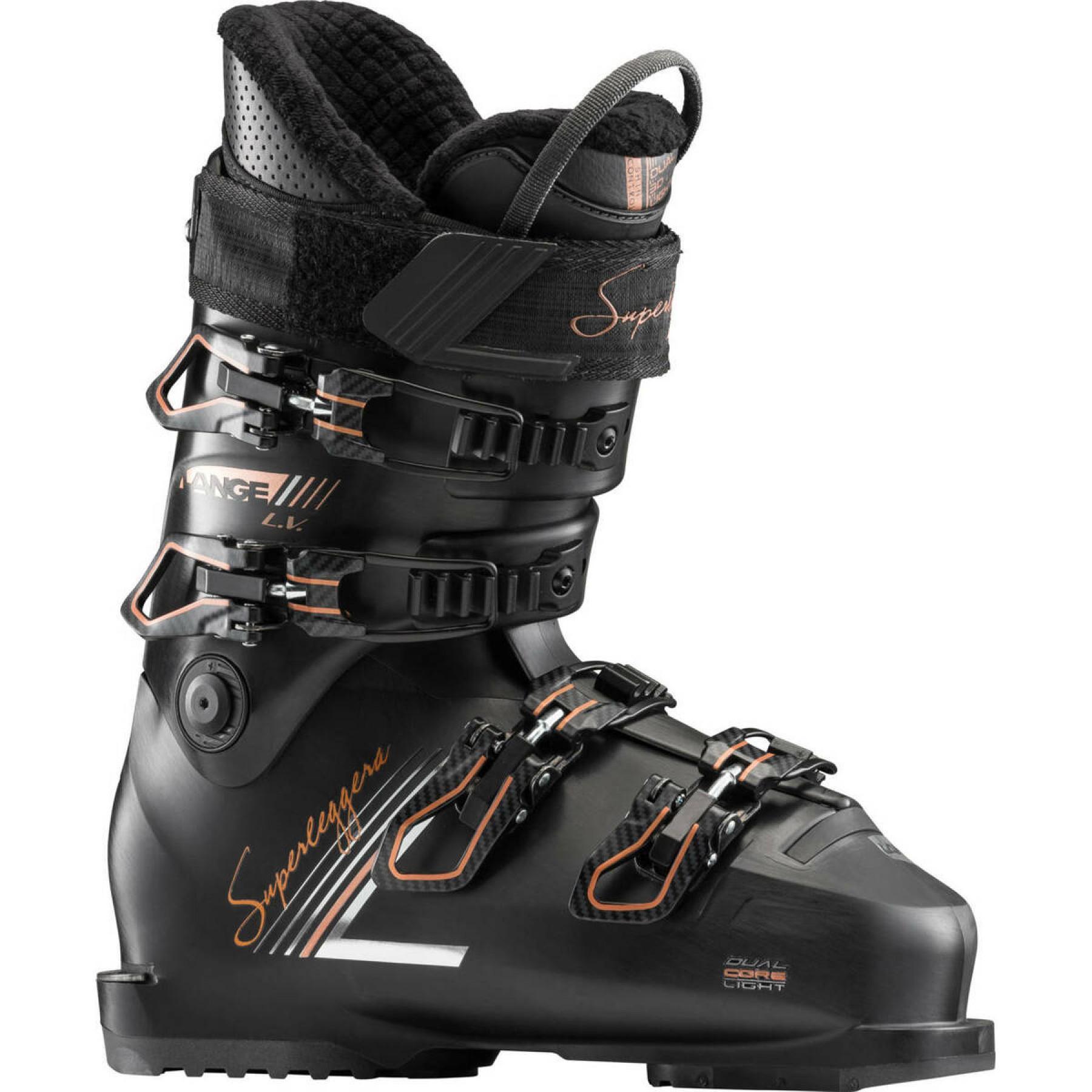 Women's ski boots Lange rx superleggera lv