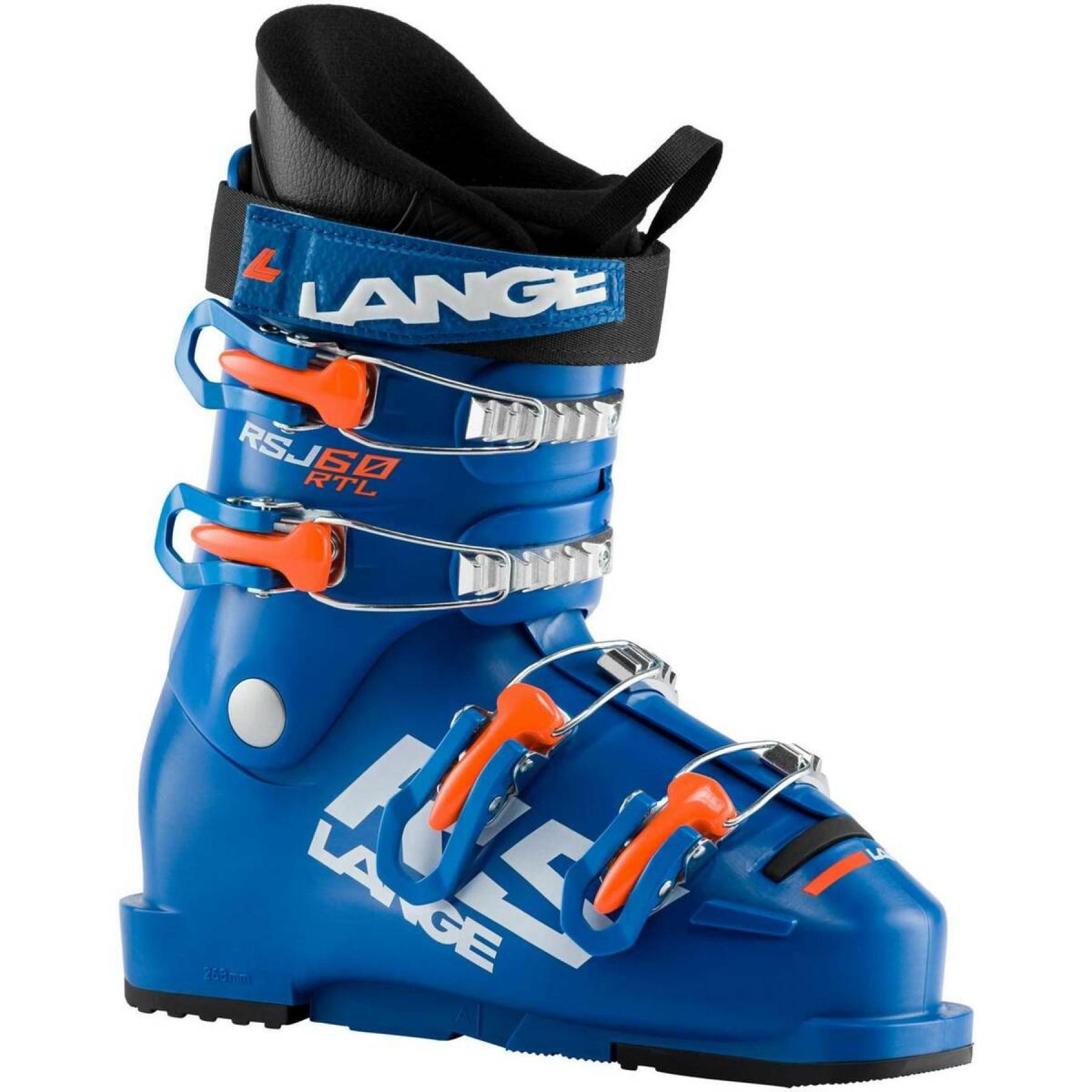 Children ski boots Lange rsj 60 rtl
