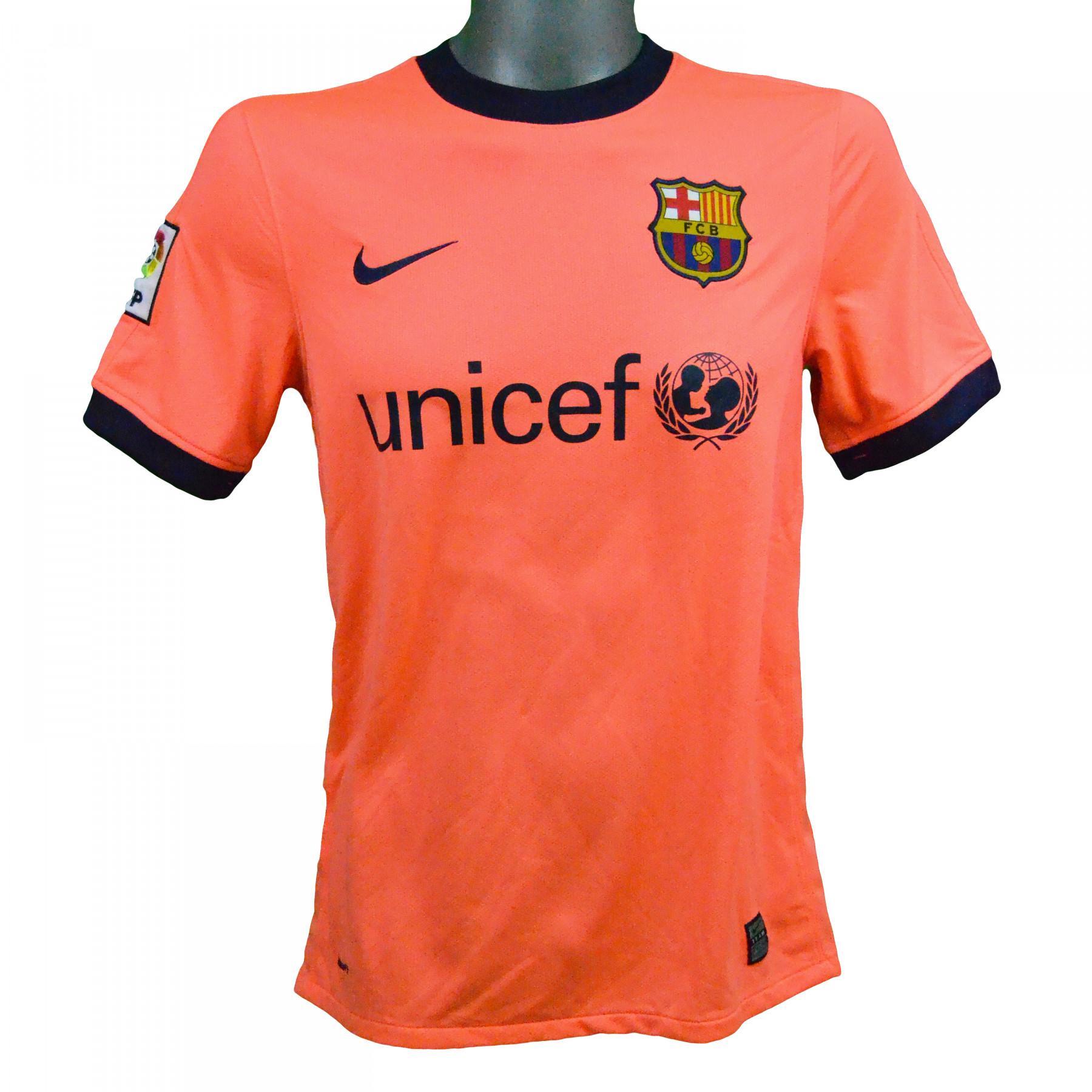 2009/2010 Away Shirt FC Barcelona Xavi