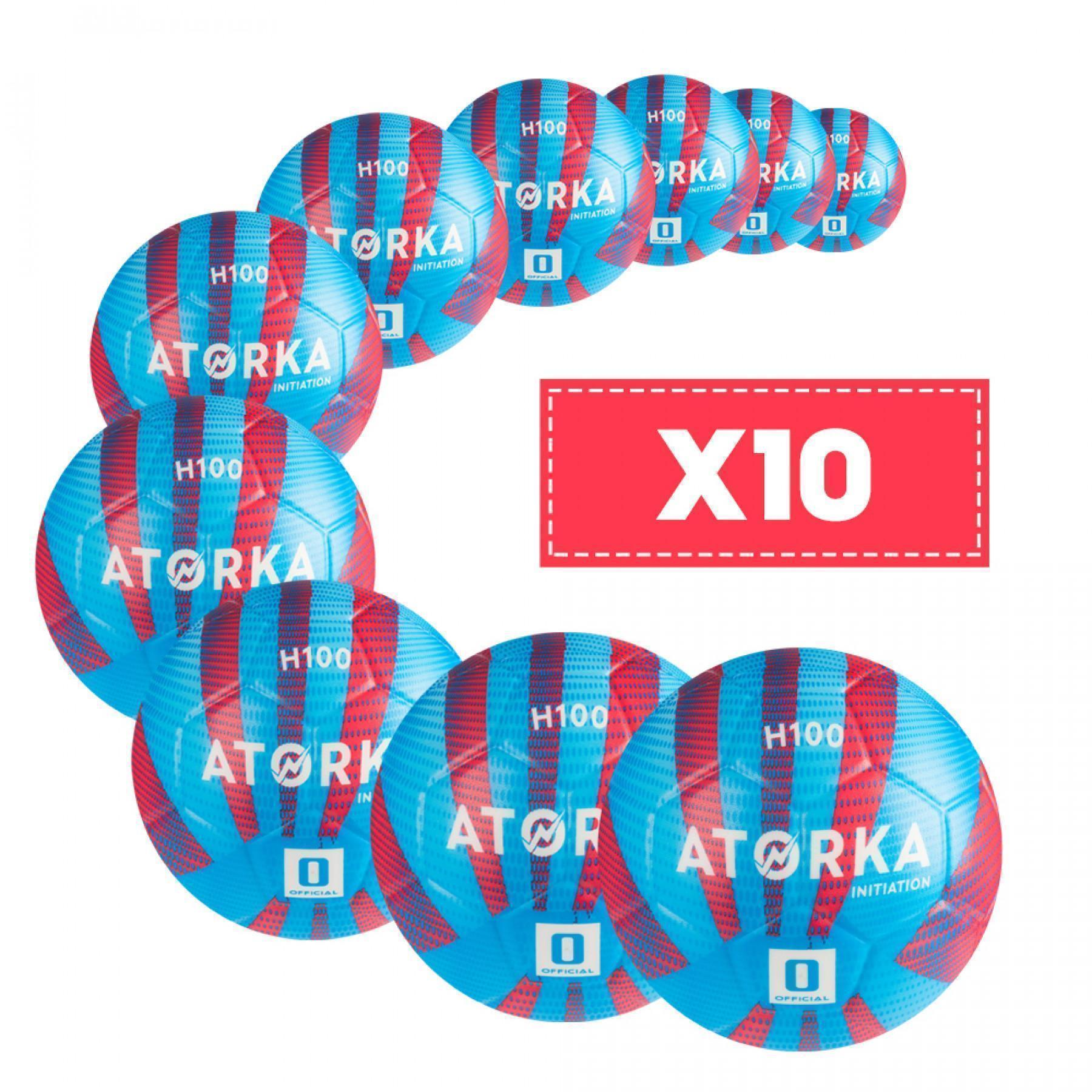 Pack of 10 children's balloons Atorka H100 Initiation