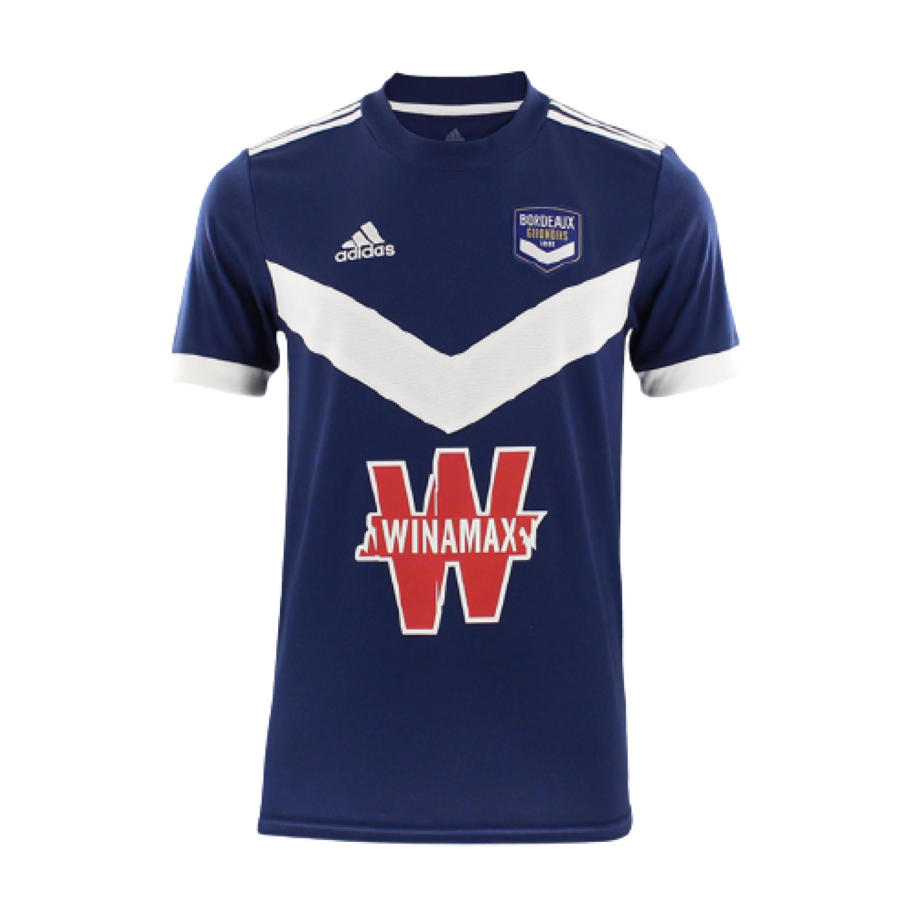 Home jersey Girondins de Bordeaux 2021/22