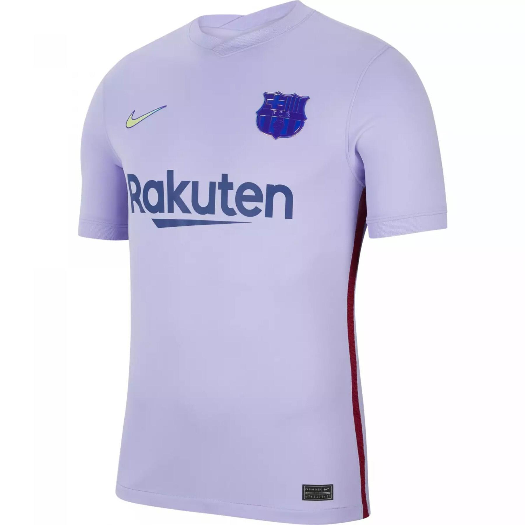 Outdoor jersey FC Barcelone 2021/22