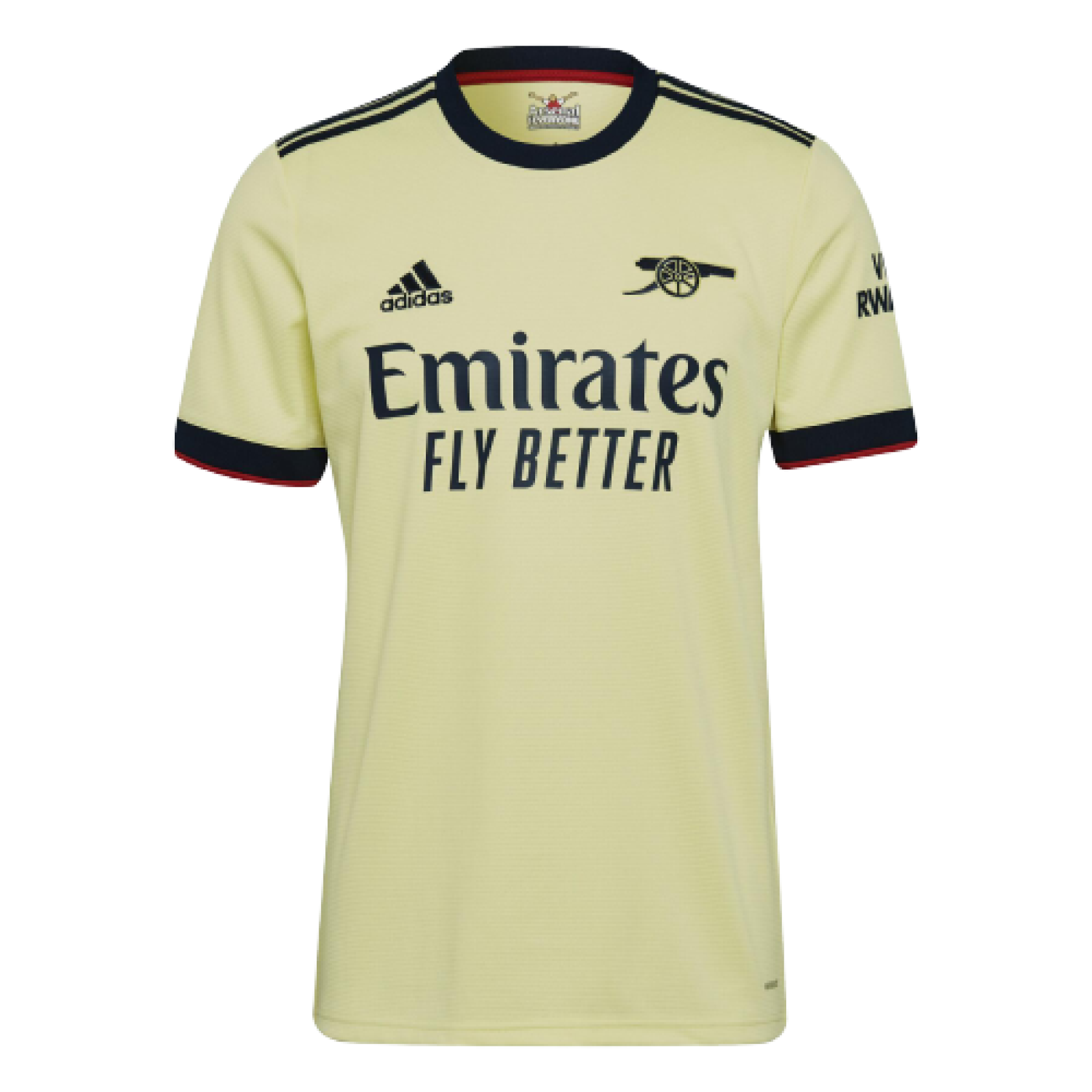 Outdoor jersey Arsenal 2021/22